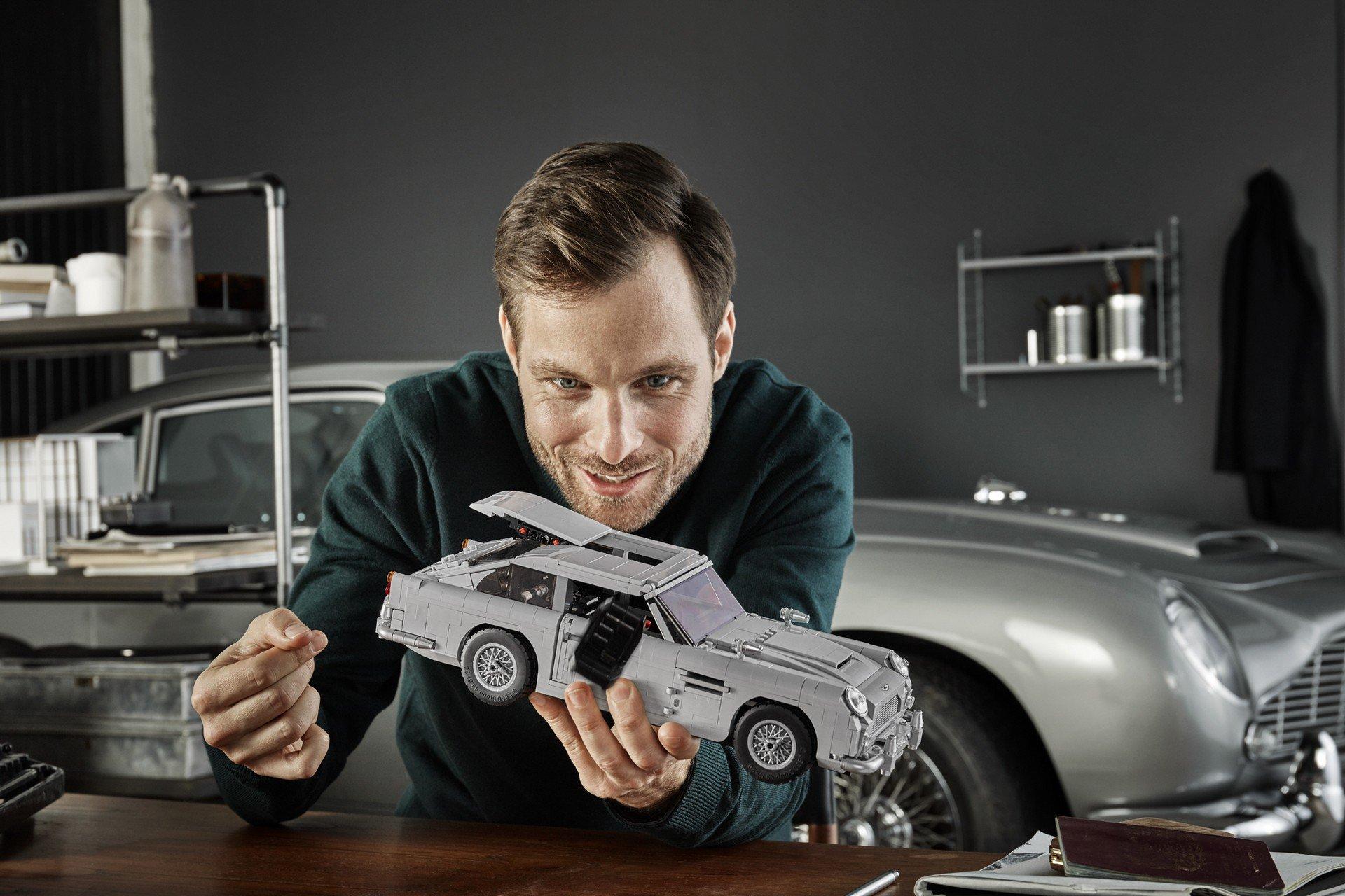 Lego Aston Martin DB5 (20)