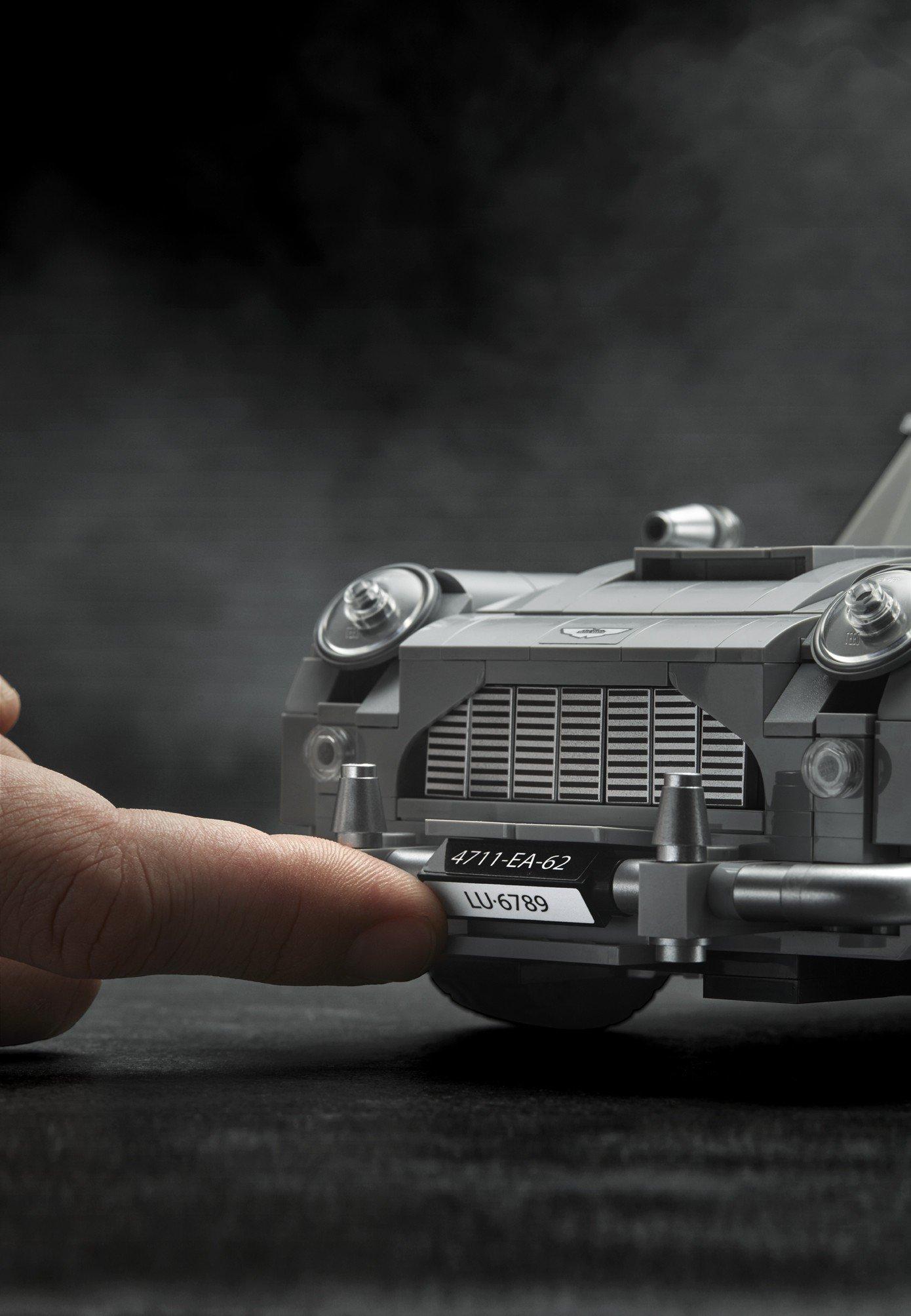 Lego Aston Martin DB5 (27)