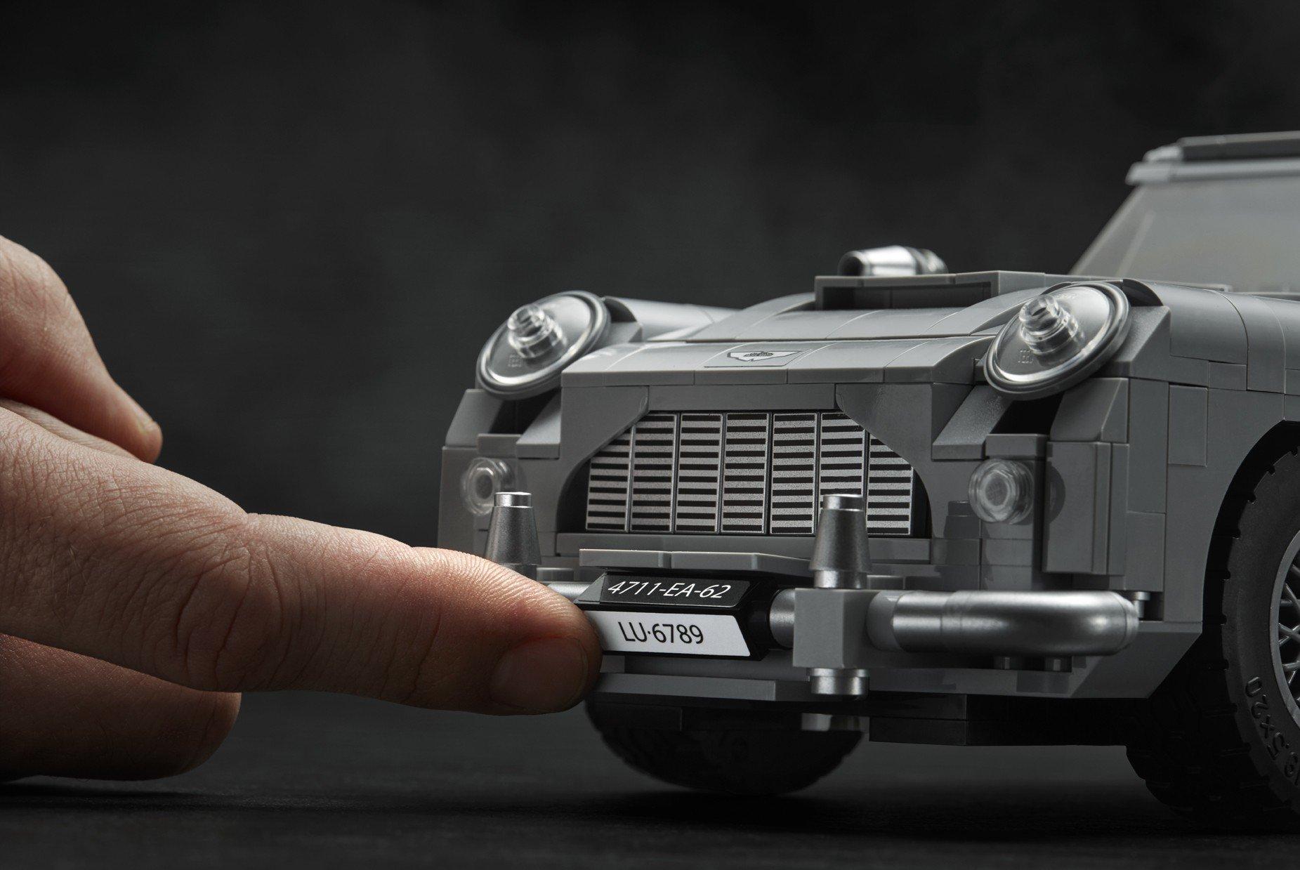 Lego Aston Martin DB5 (28)