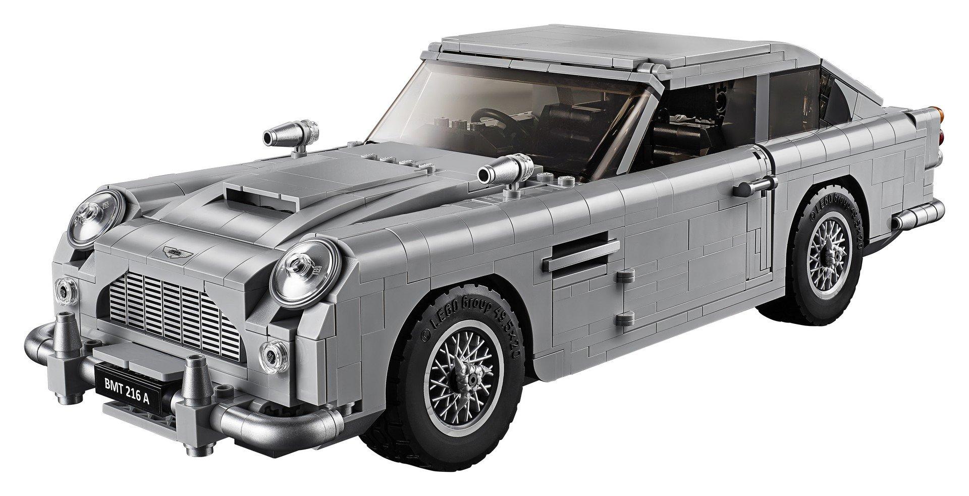 Lego Aston Martin DB5 (3)