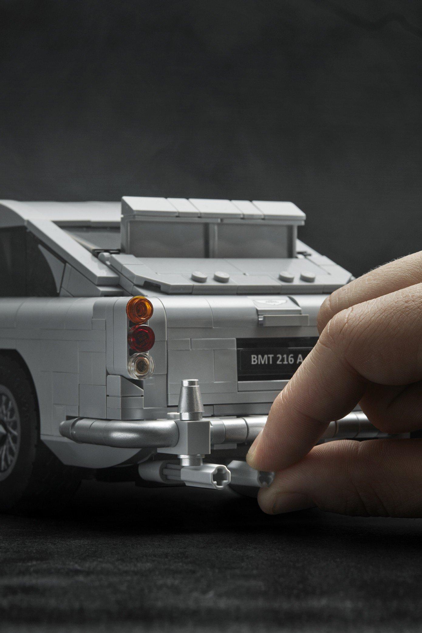Lego Aston Martin DB5 (31)