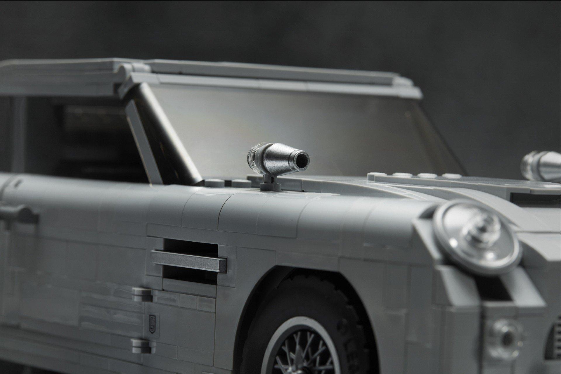 Lego Aston Martin DB5 (32)