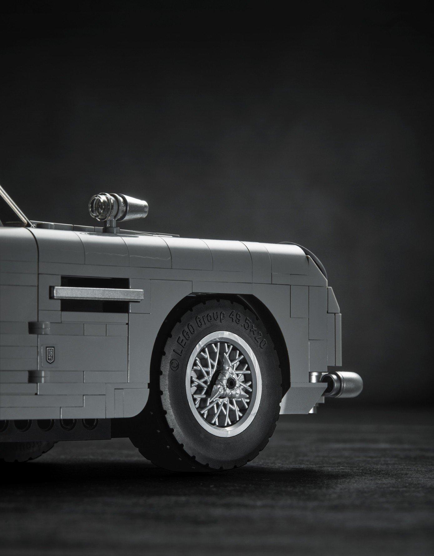 Lego Aston Martin DB5 (33)