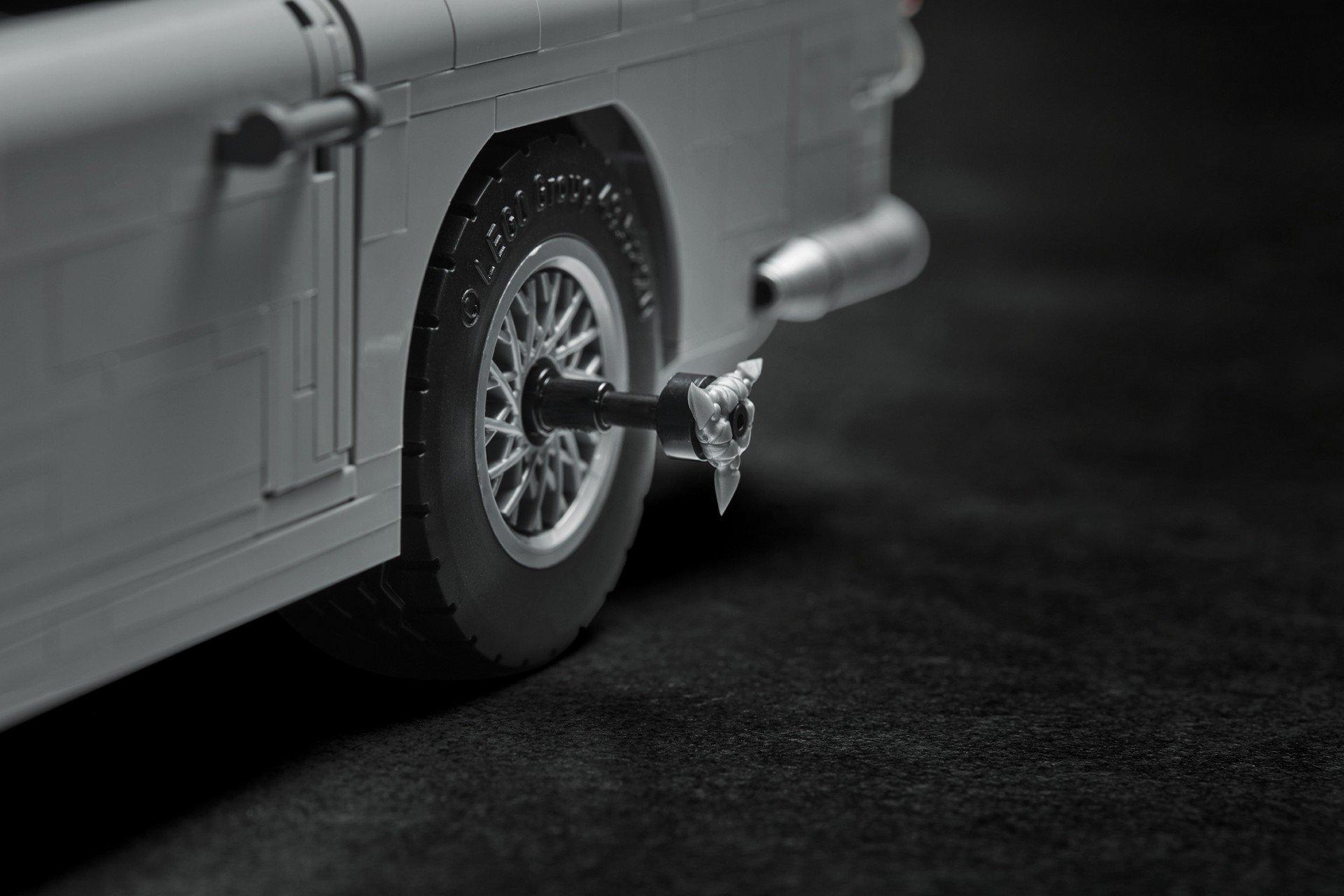 Lego Aston Martin DB5 (35)