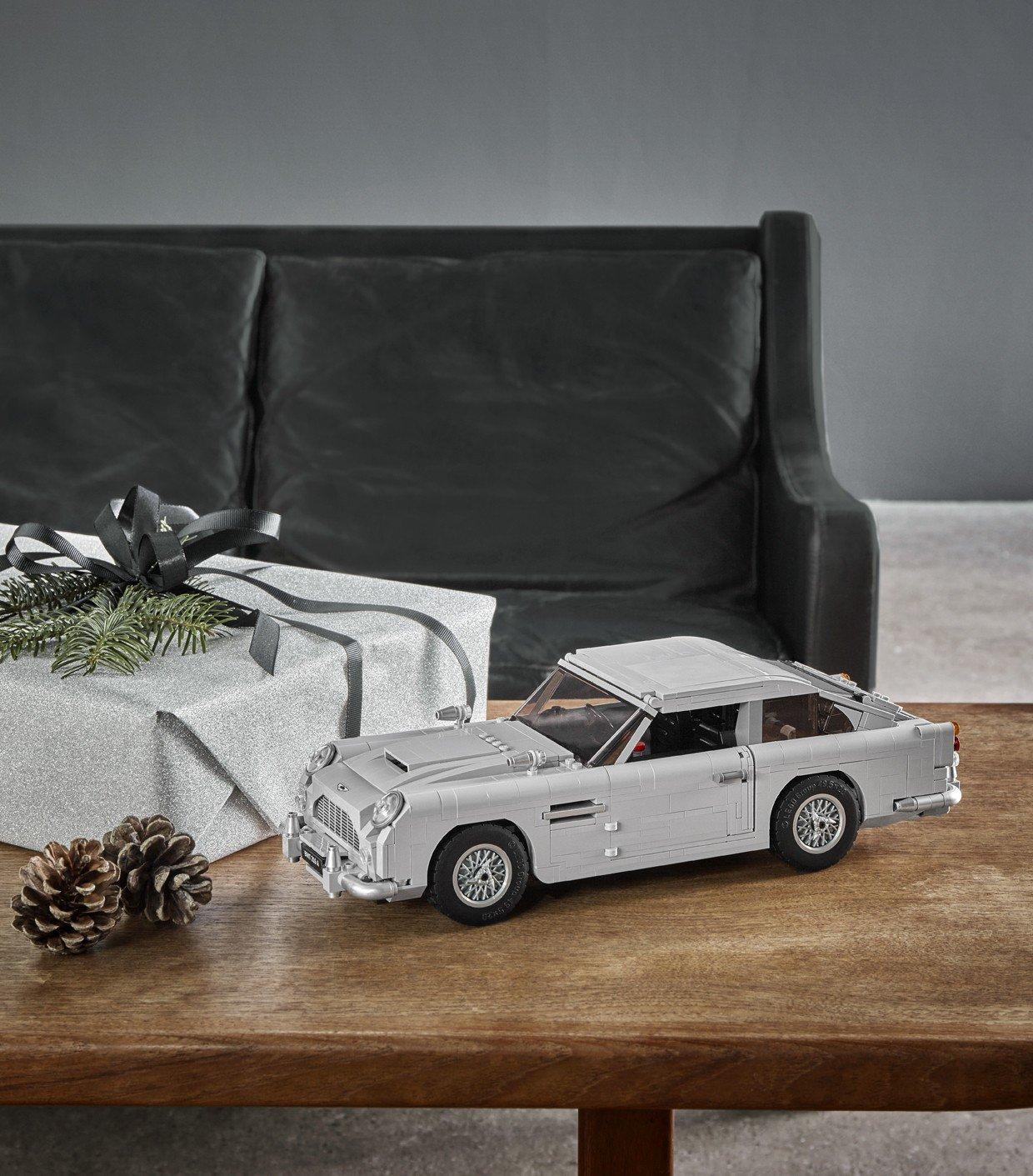 Lego Aston Martin DB5 (39)