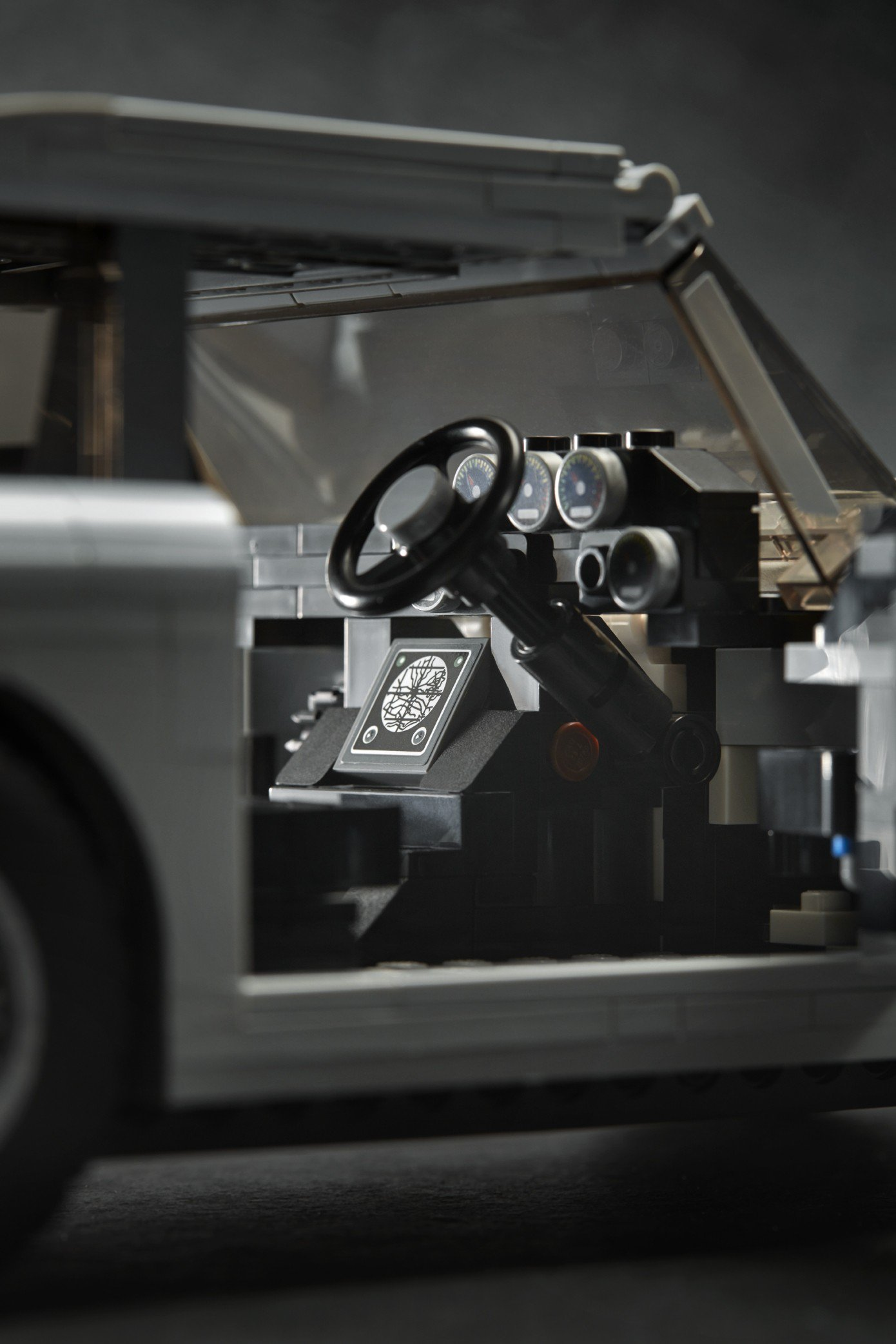 Lego Aston Martin DB5 (41)