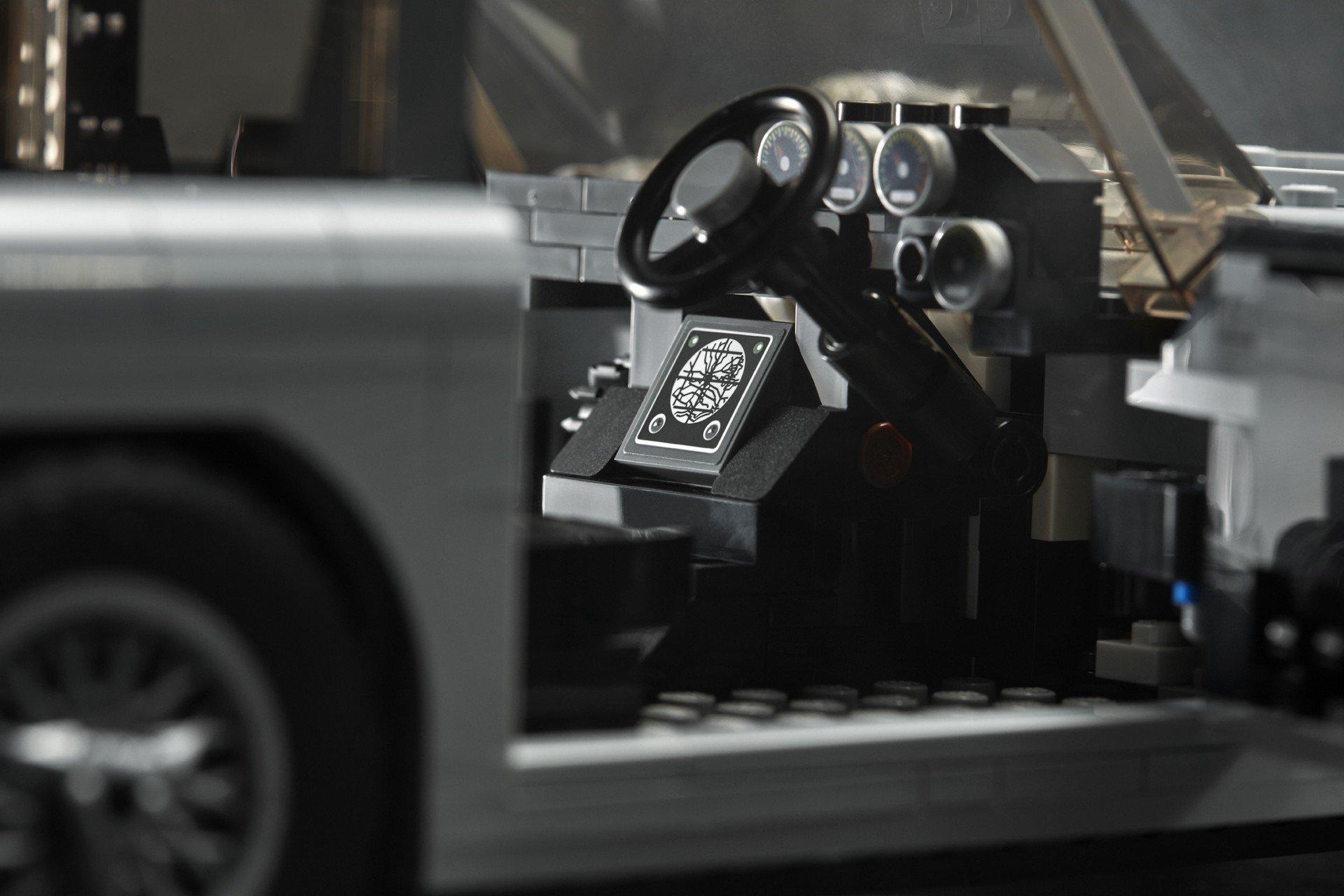 Lego Aston Martin DB5 (42)