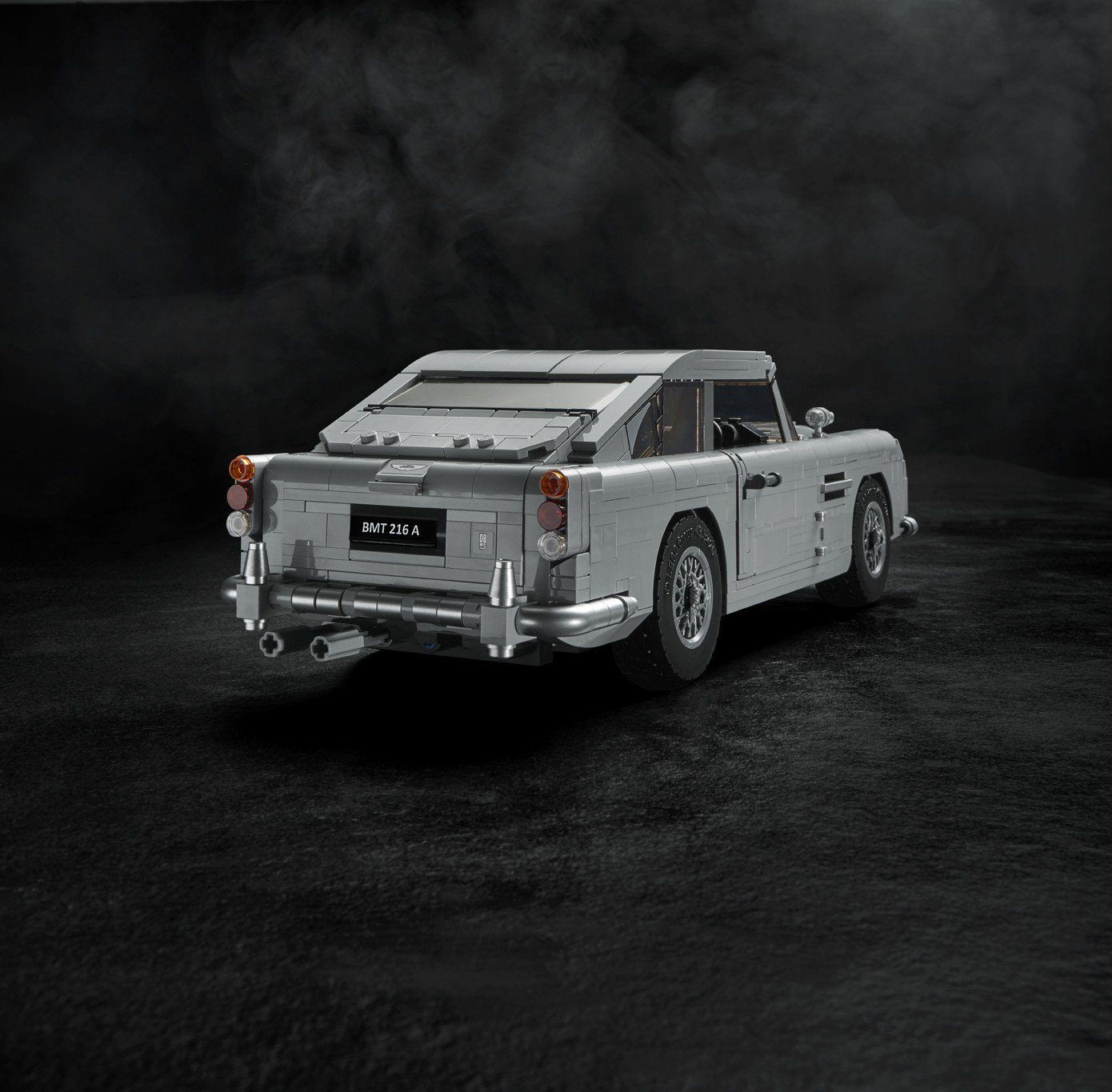 Lego Aston Martin DB5 (43)