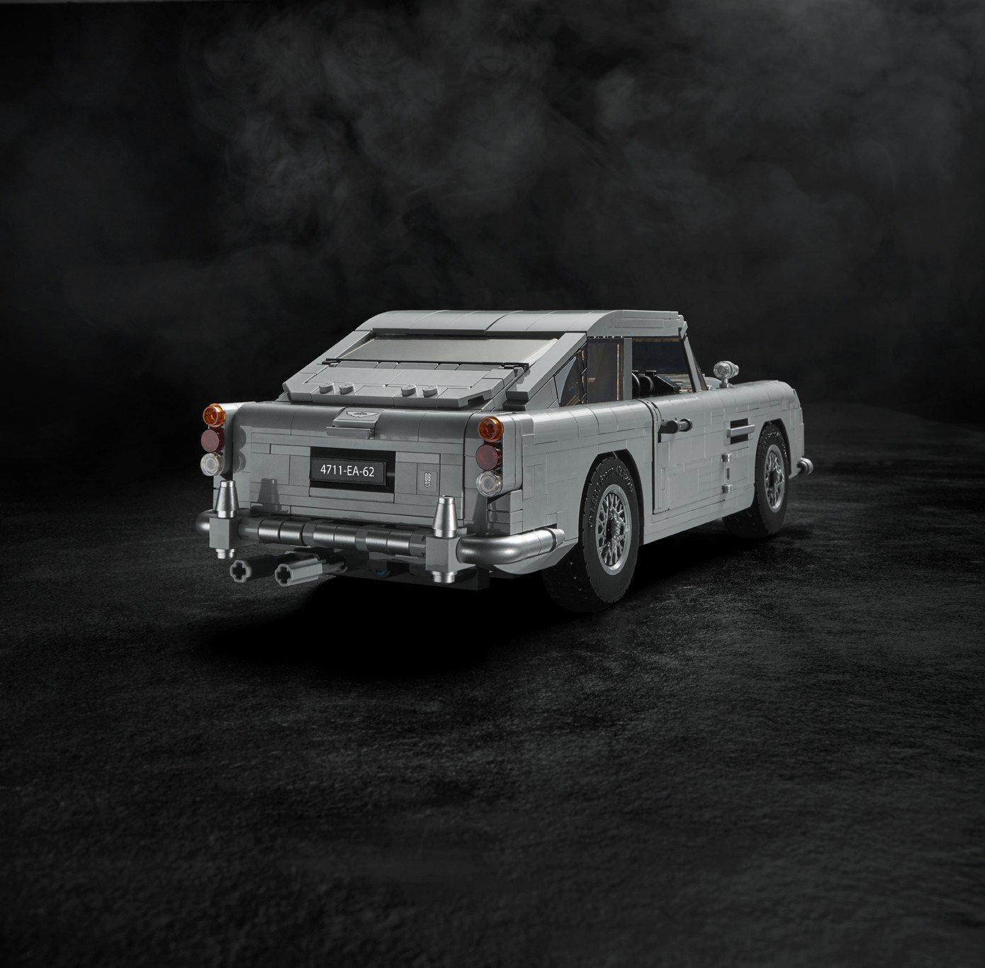 Lego Aston Martin DB5 (44)