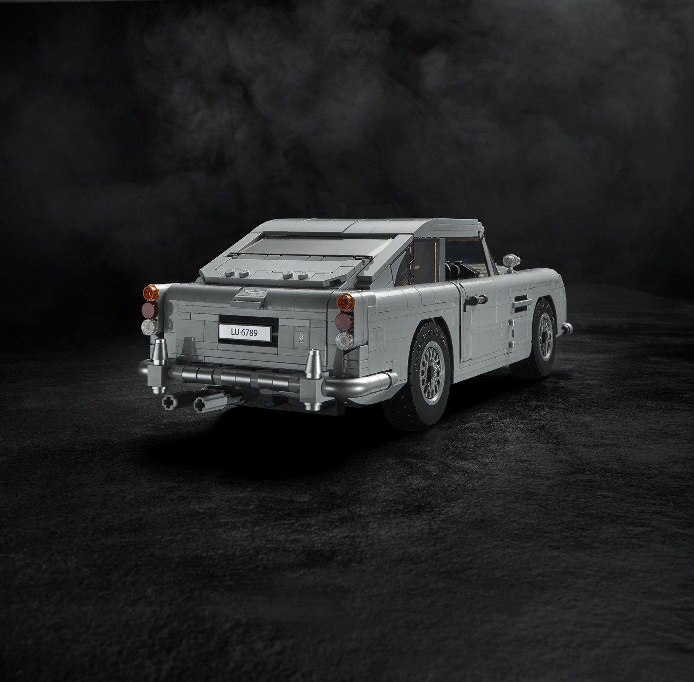 Lego Aston Martin DB5 (45)