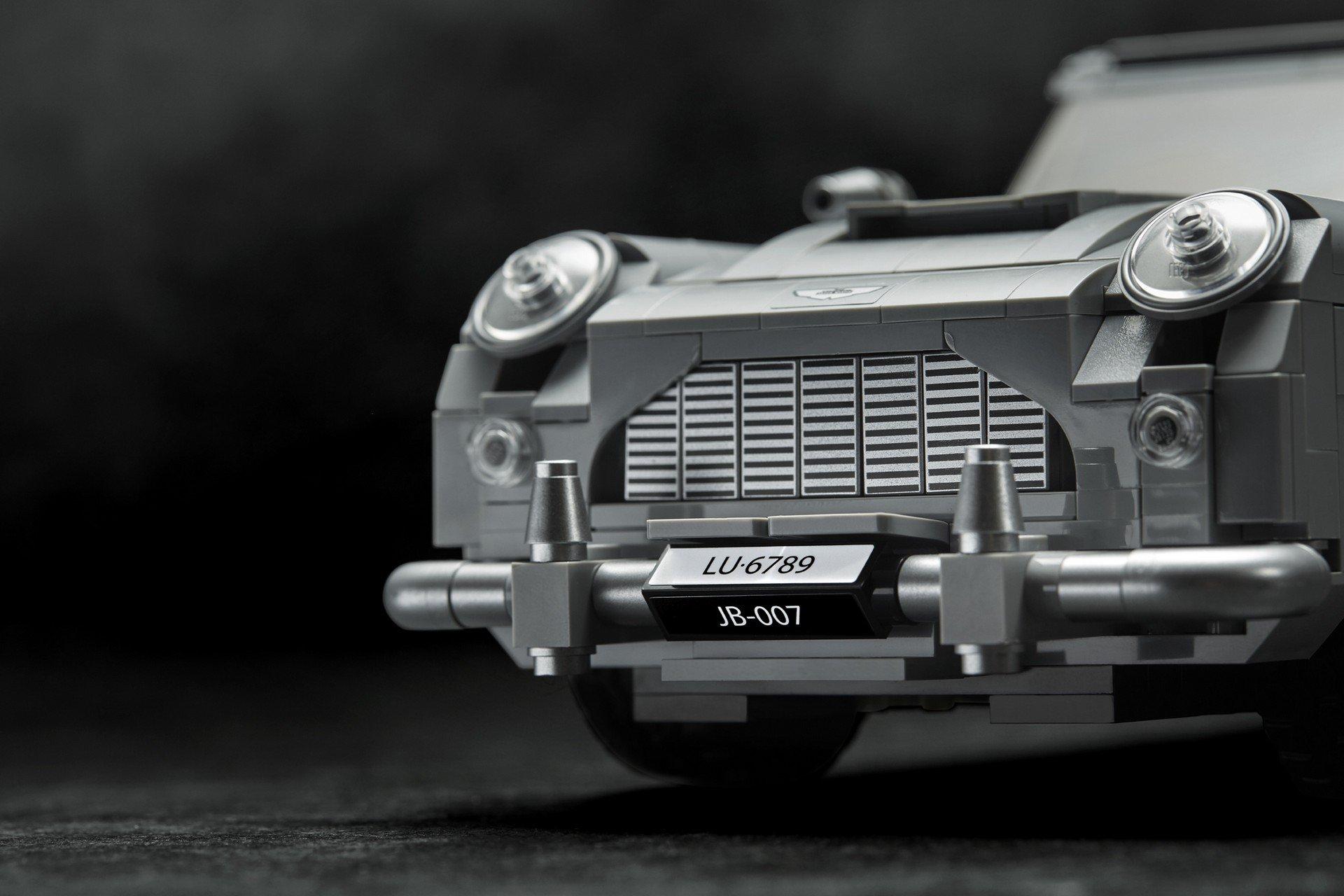 Lego Aston Martin DB5 (47)
