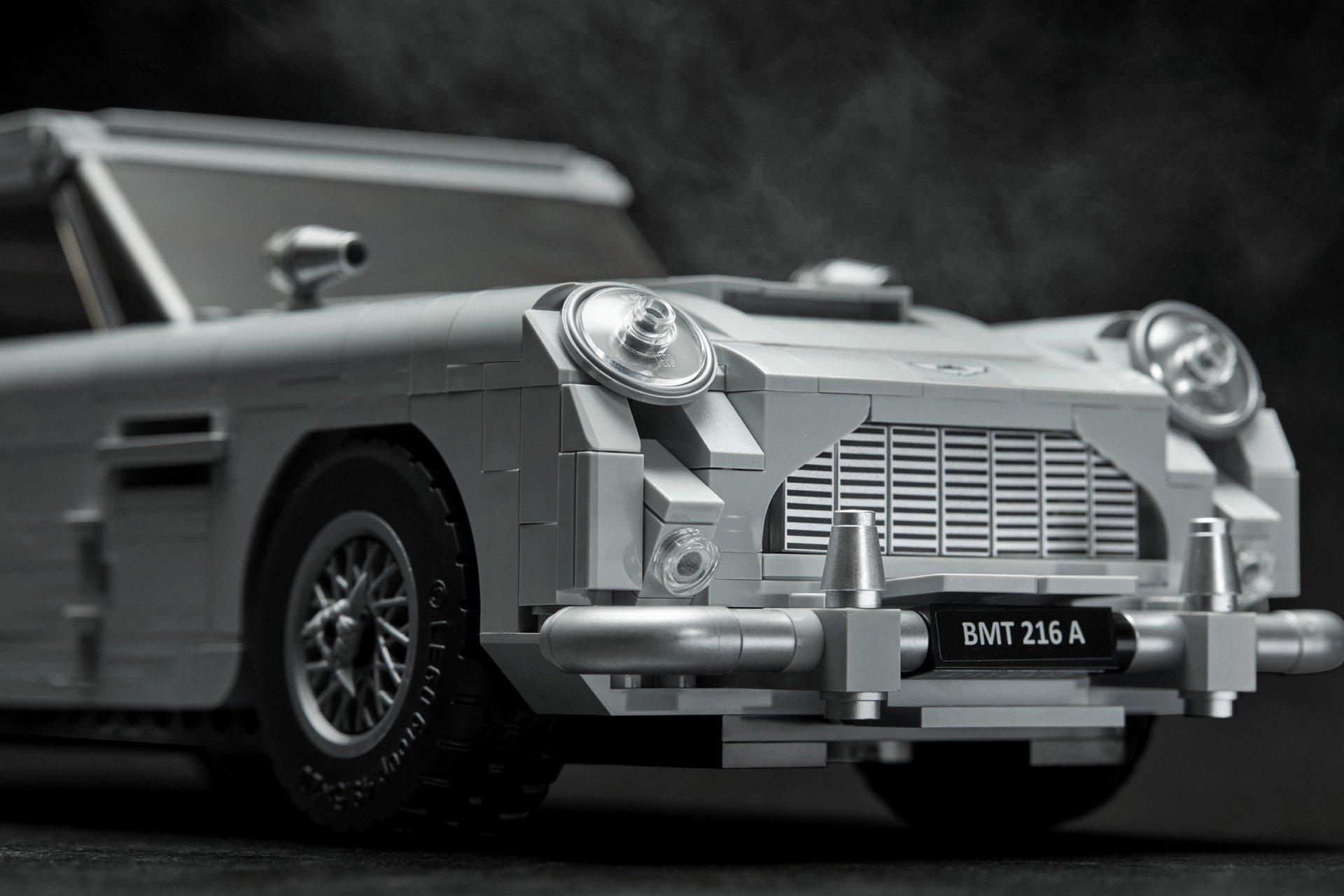 Lego Aston Martin DB5 (48)