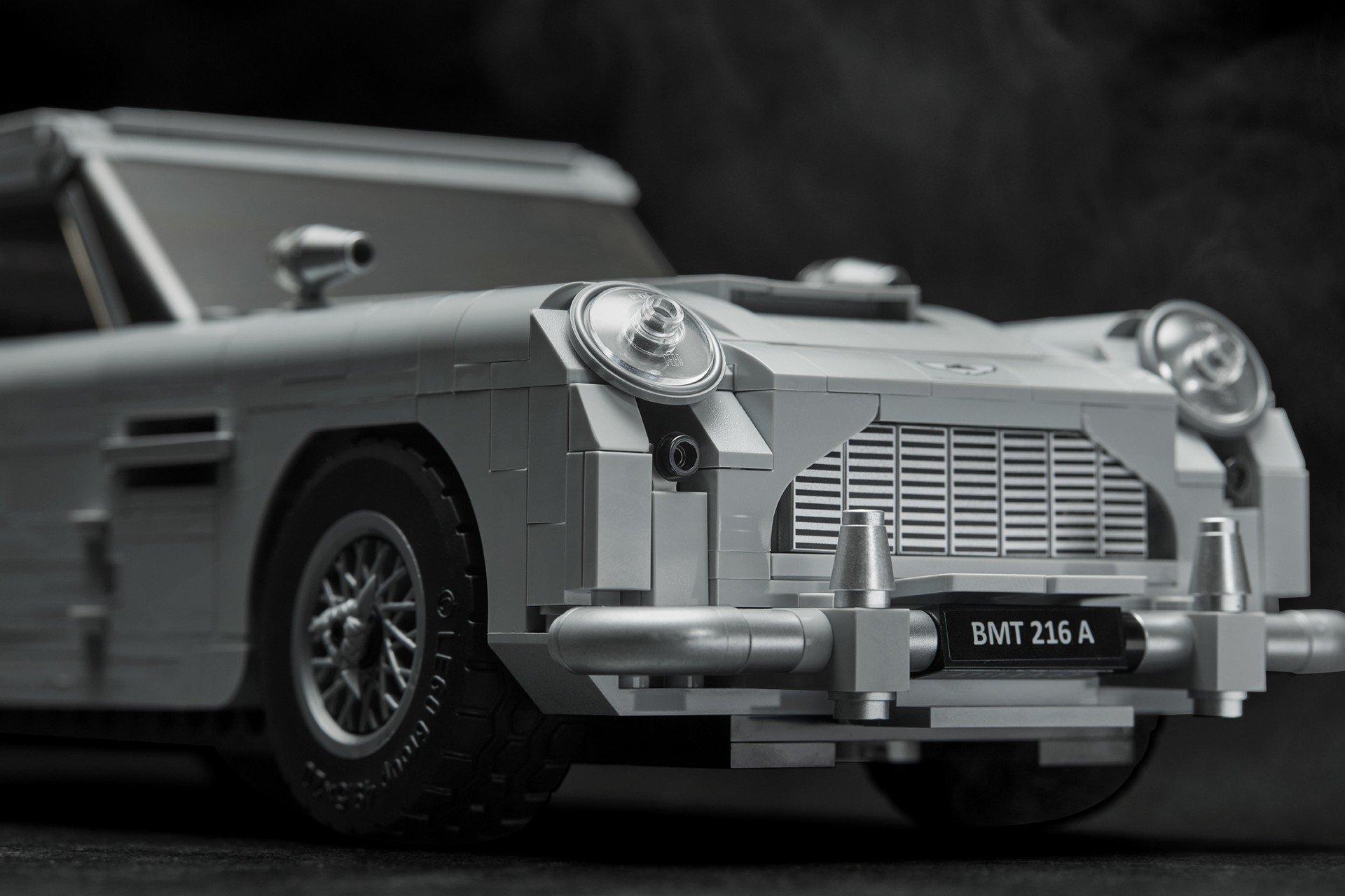 Lego Aston Martin DB5 (49)