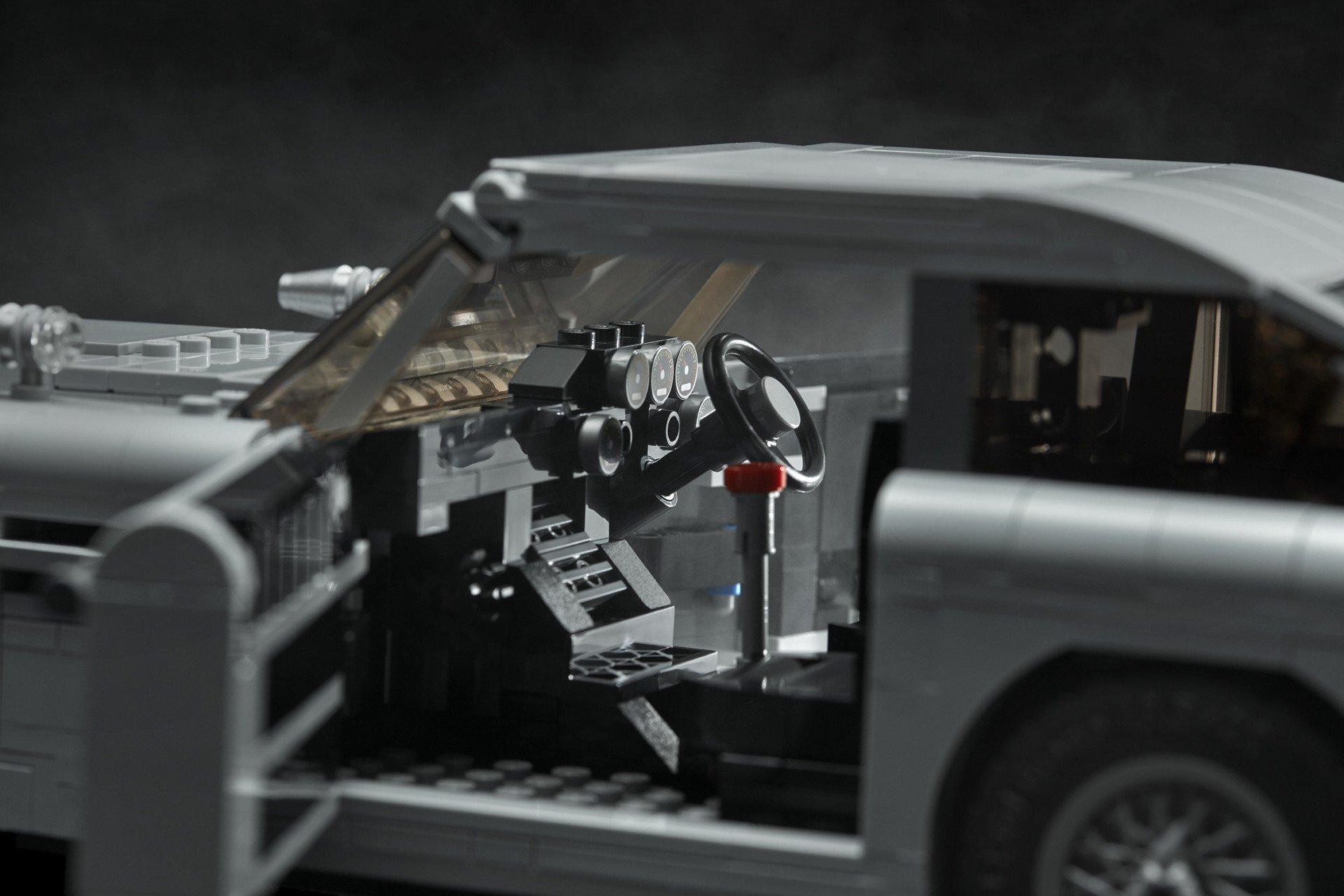 Lego Aston Martin DB5 (50)