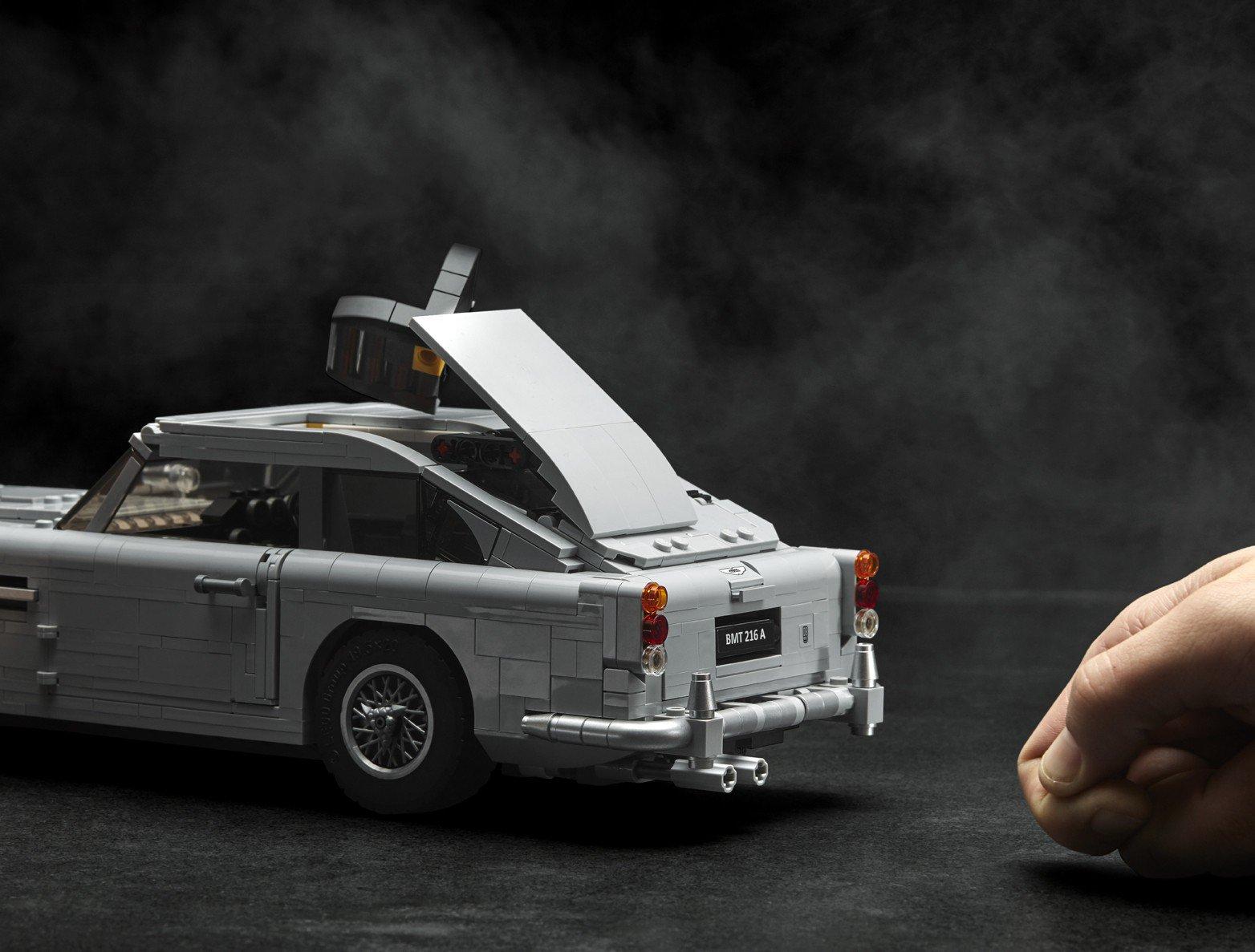 Lego Aston Martin DB5 (52)