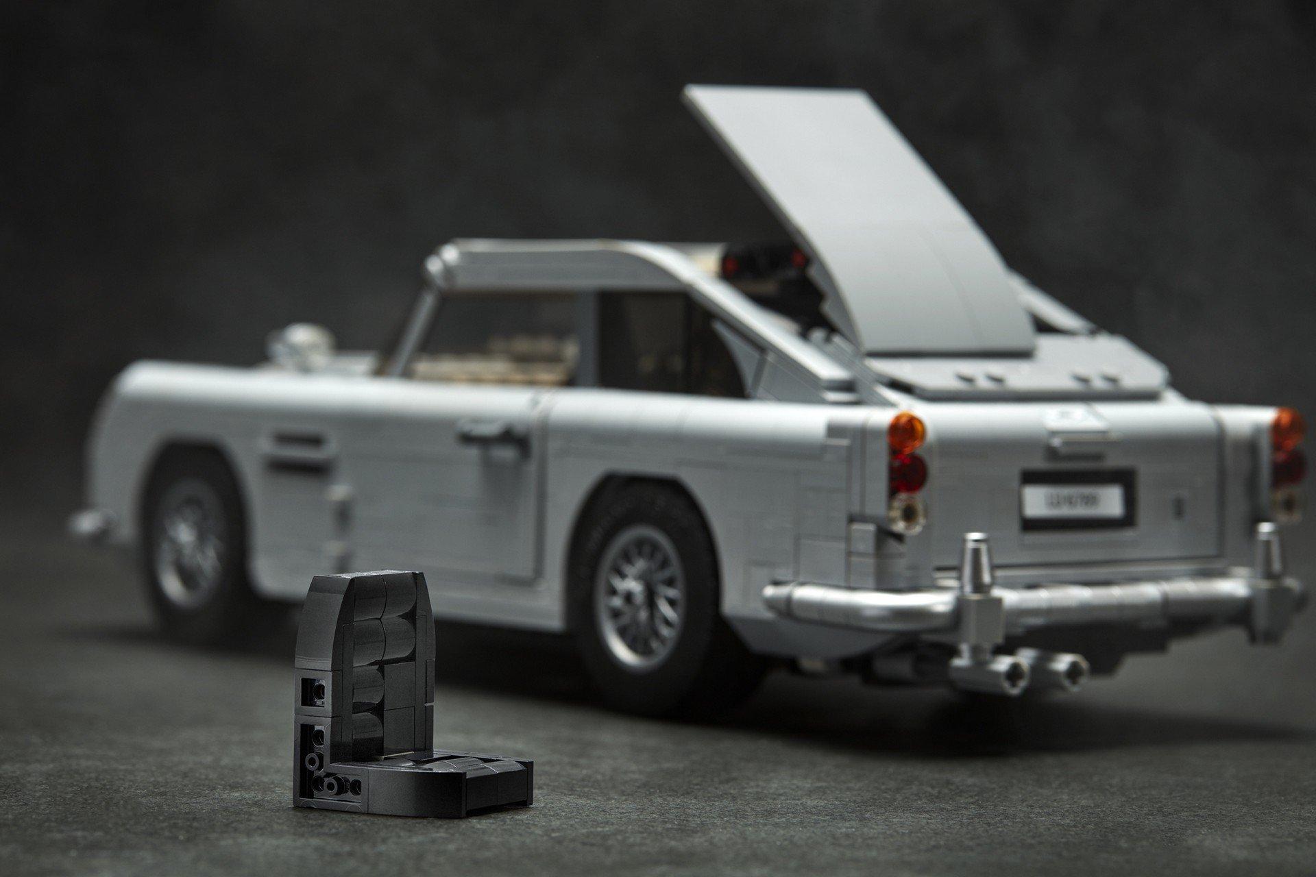 Lego Aston Martin DB5 (53)