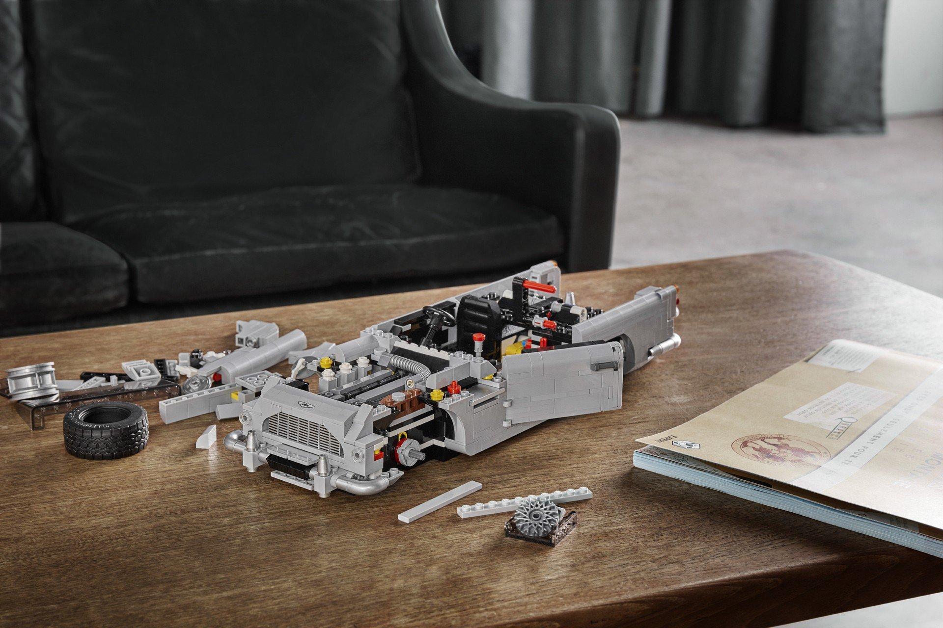 Lego Aston Martin DB5 (54)
