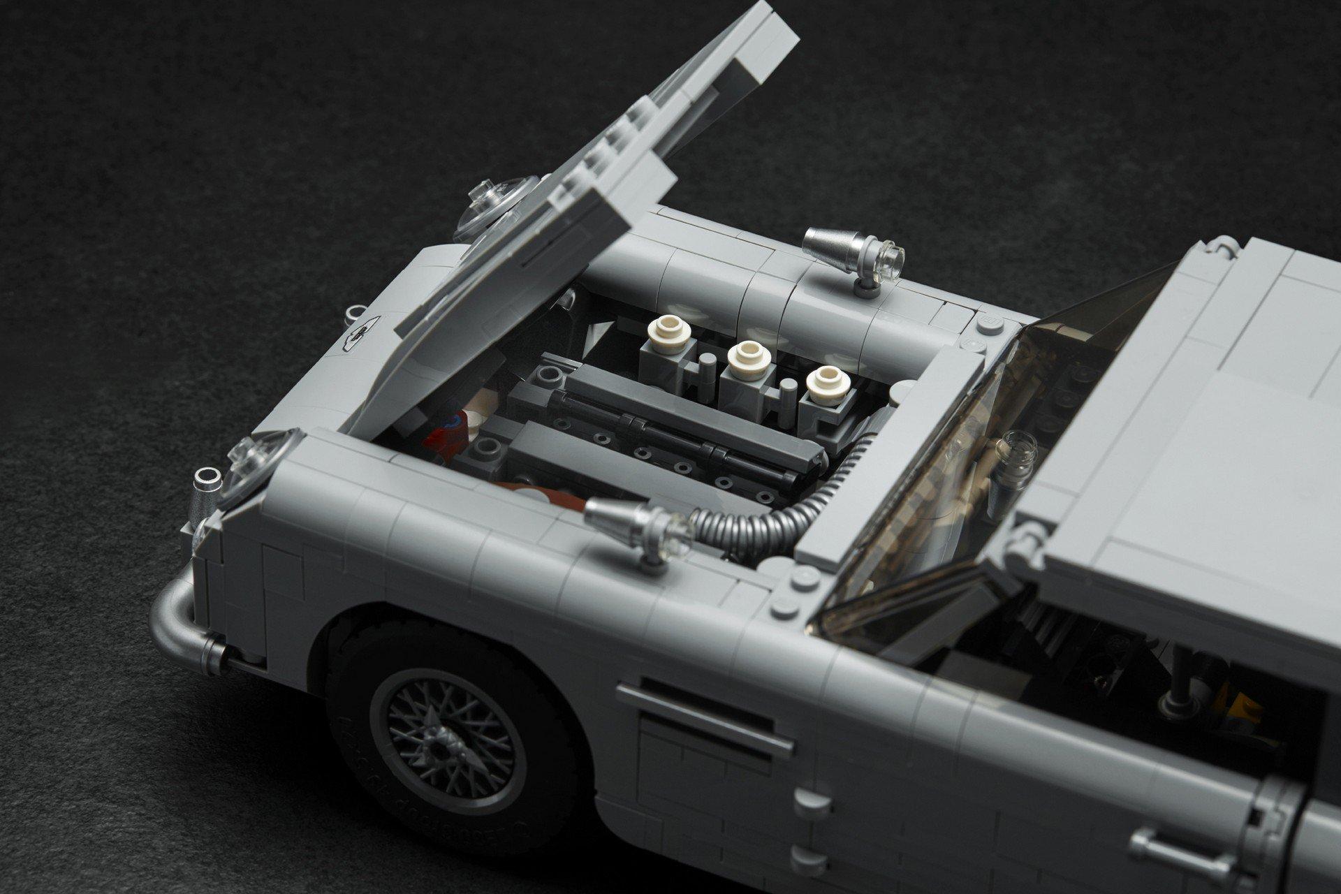 Lego Aston Martin DB5 (55)