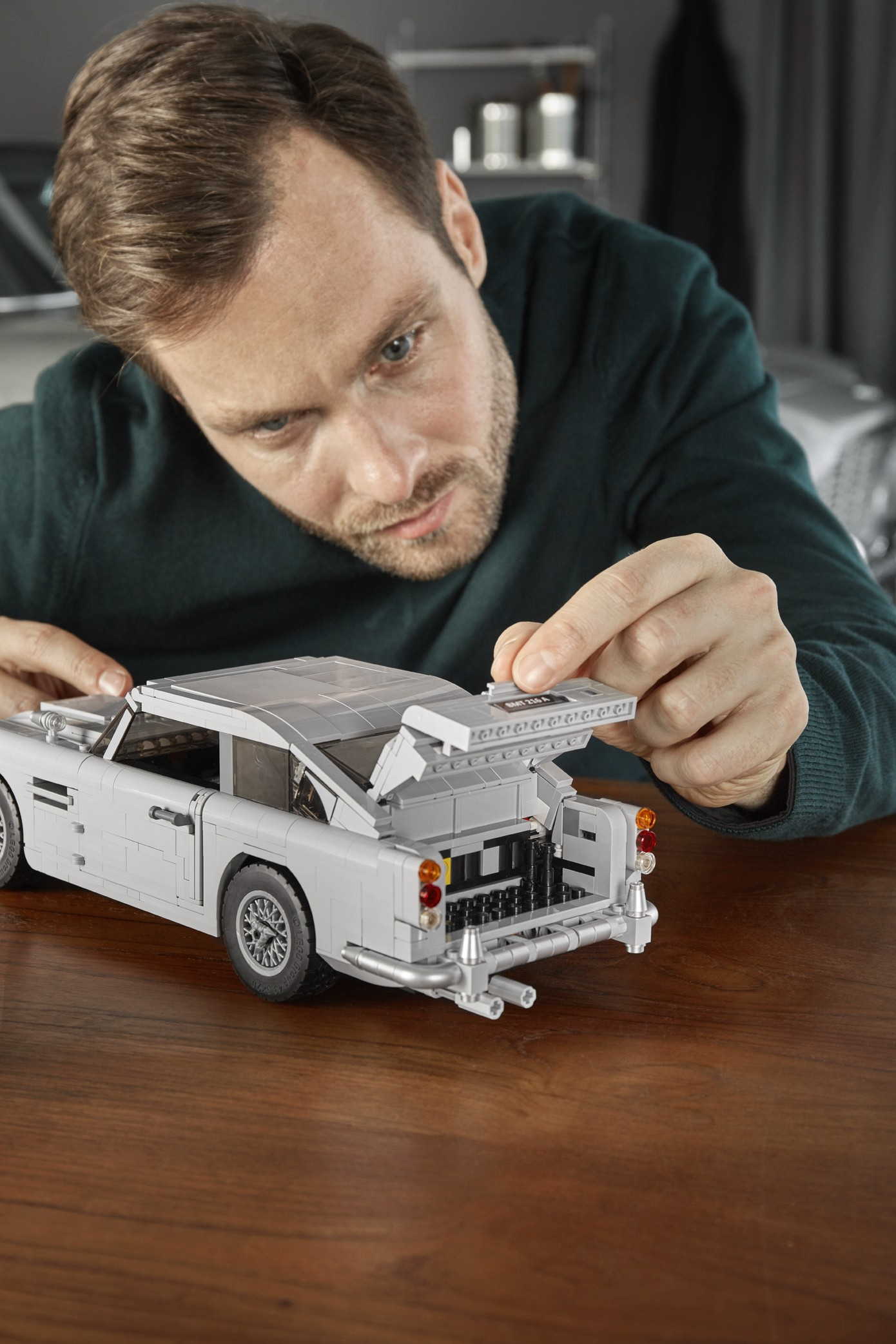 Lego Aston Martin DB5 (6)