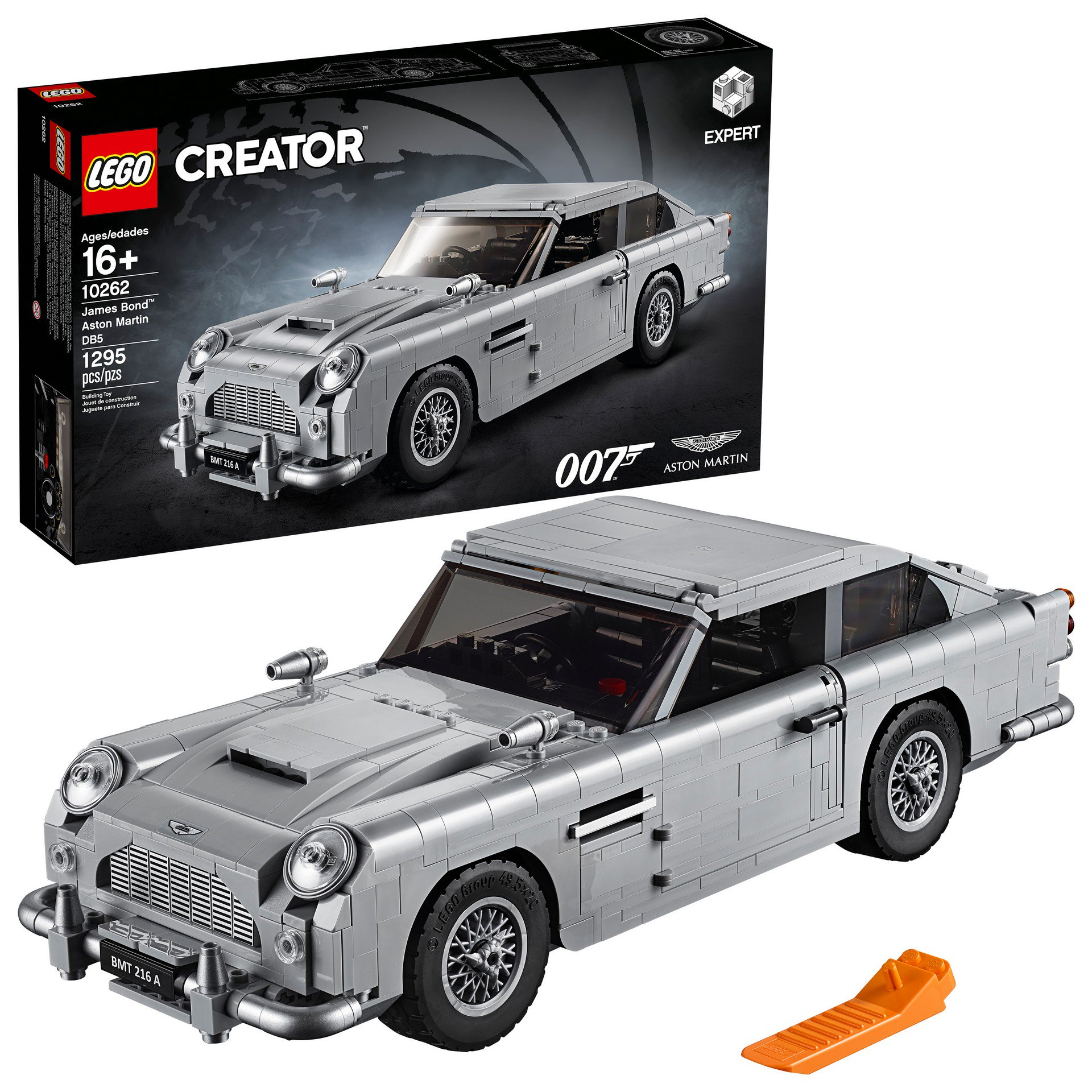 Lego Aston Martin DB5 (61)