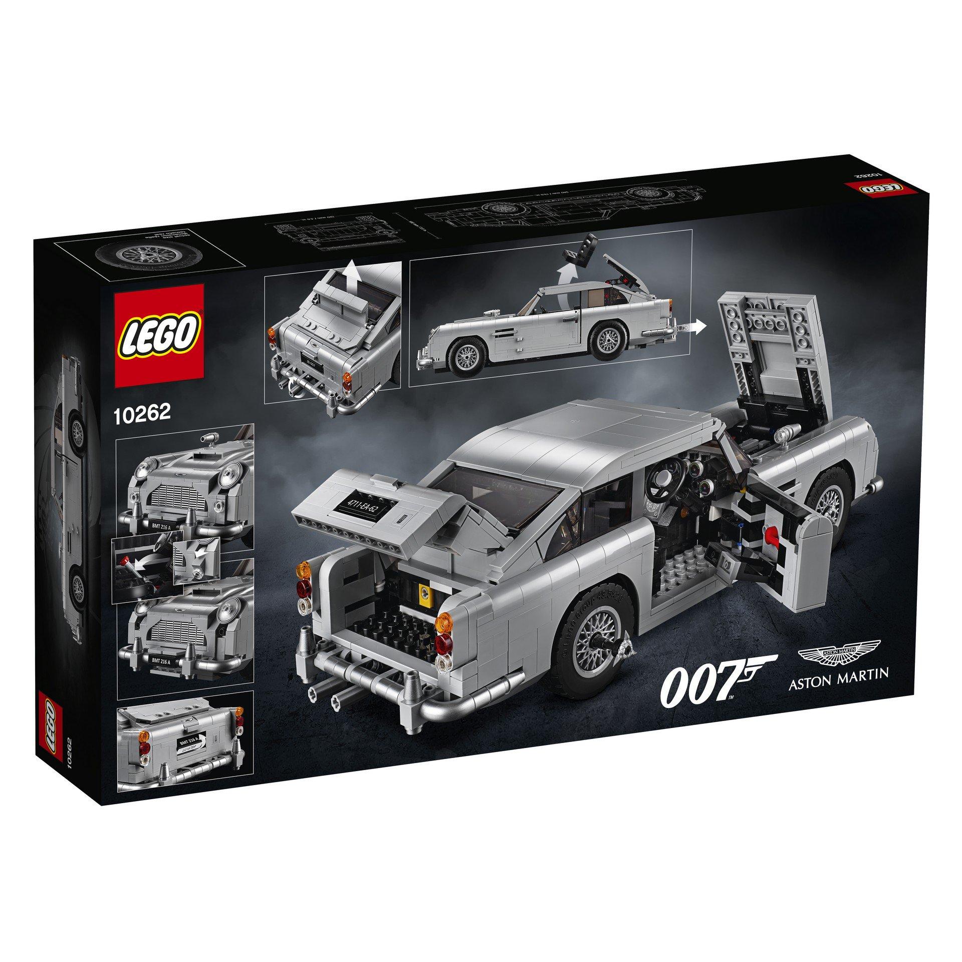 Lego Aston Martin DB5 (62)