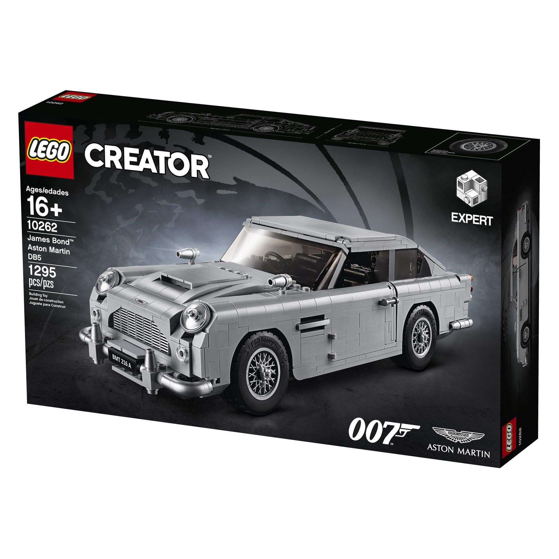 Lego Aston Martin DB5 (66)
