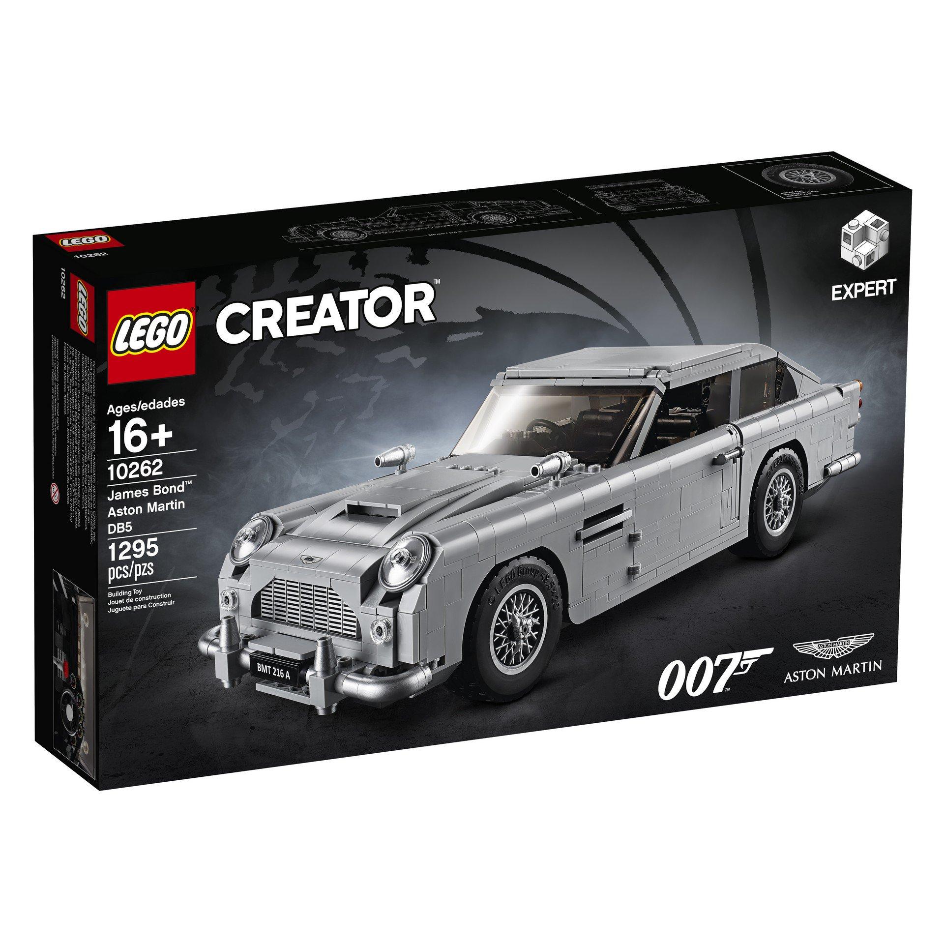 Lego Aston Martin DB5 (67)