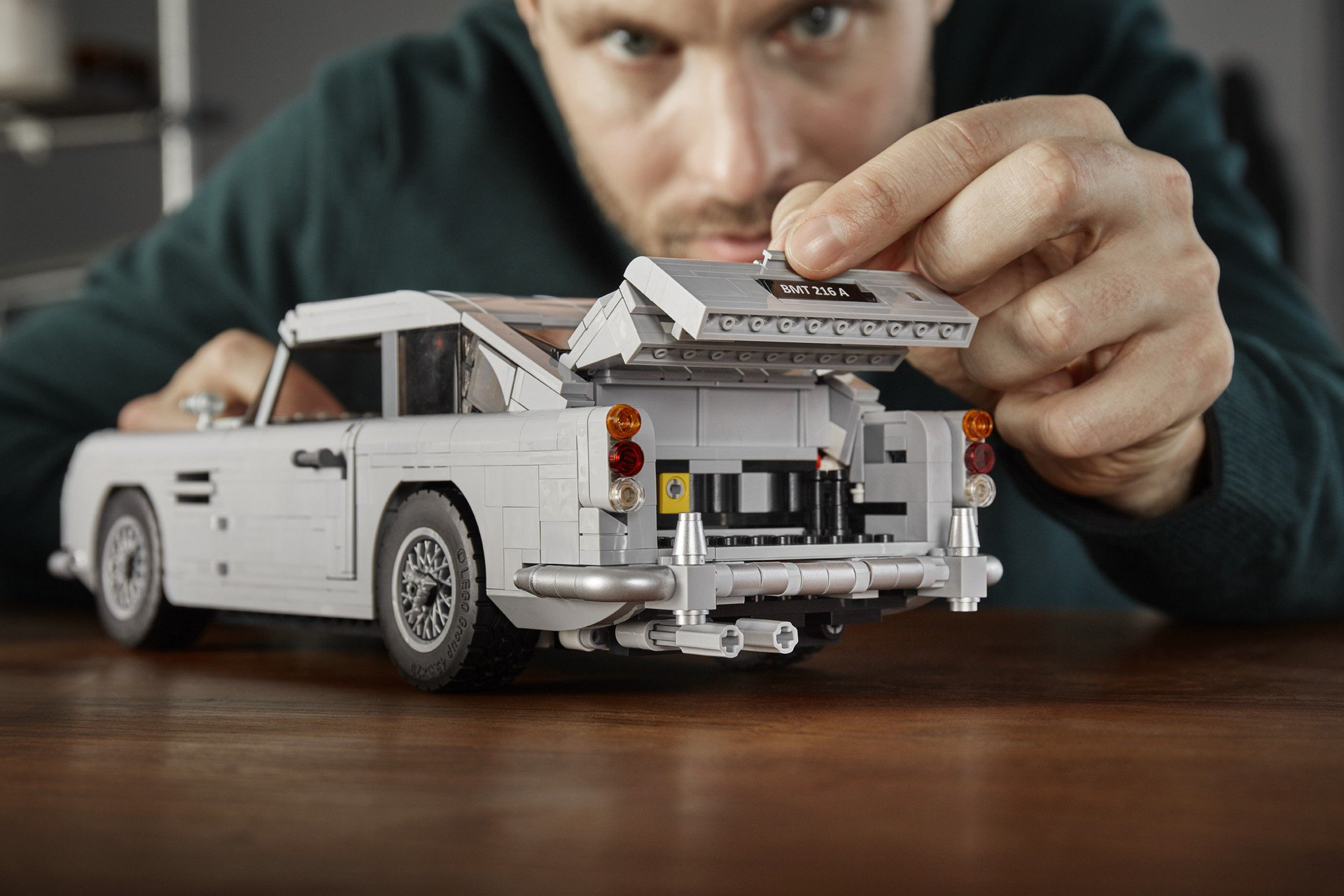 Lego Aston Martin DB5 (7)