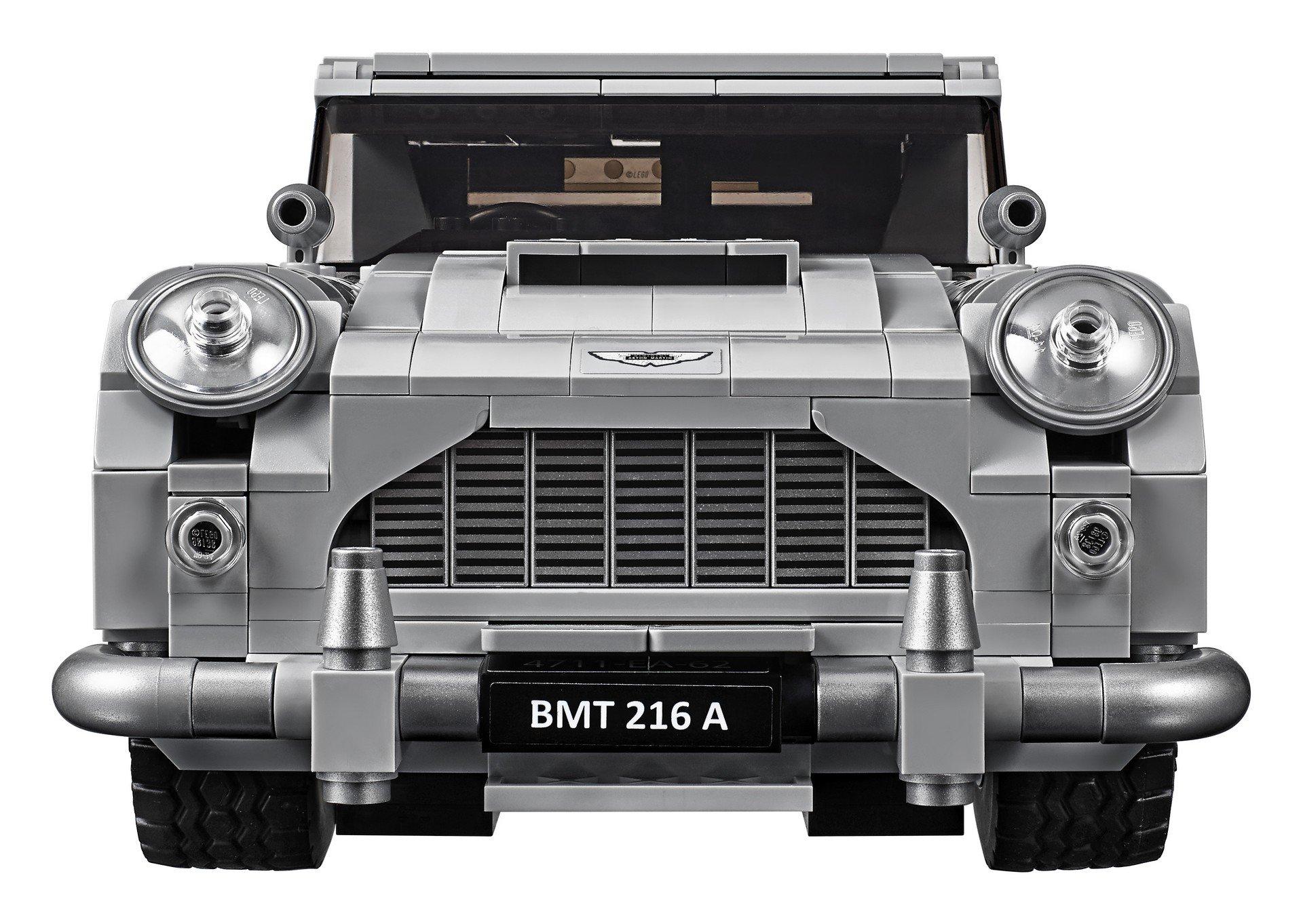 Lego Aston Martin DB5 (70)