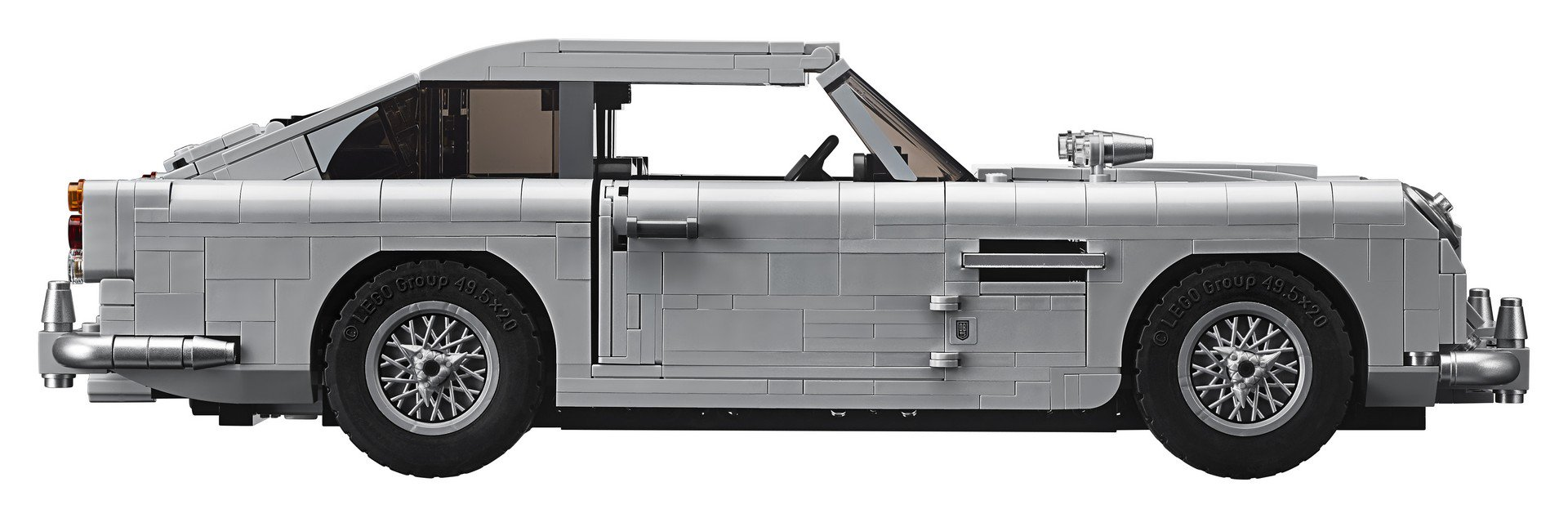 Lego Aston Martin DB5 (71)