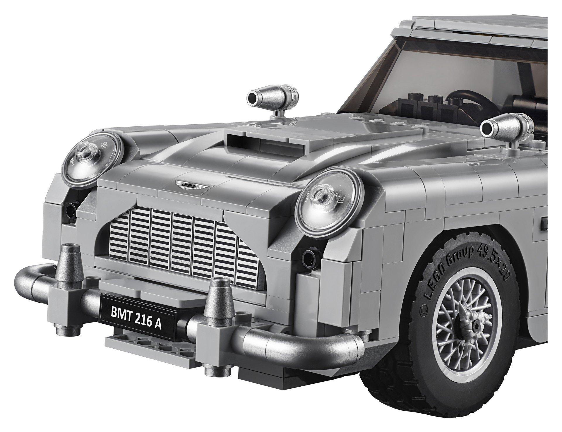 Lego Aston Martin DB5 (75)