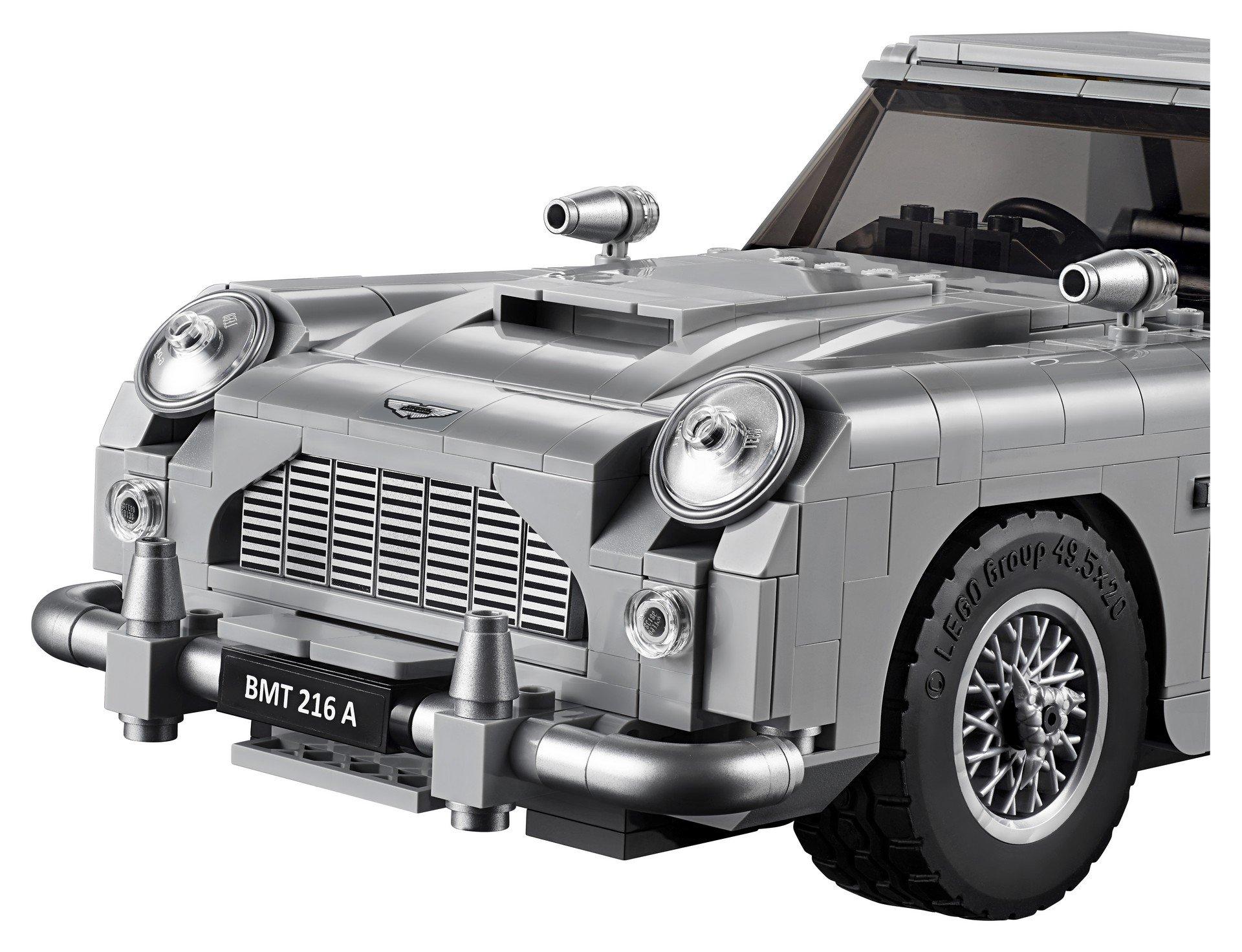 Lego Aston Martin DB5 (76)
