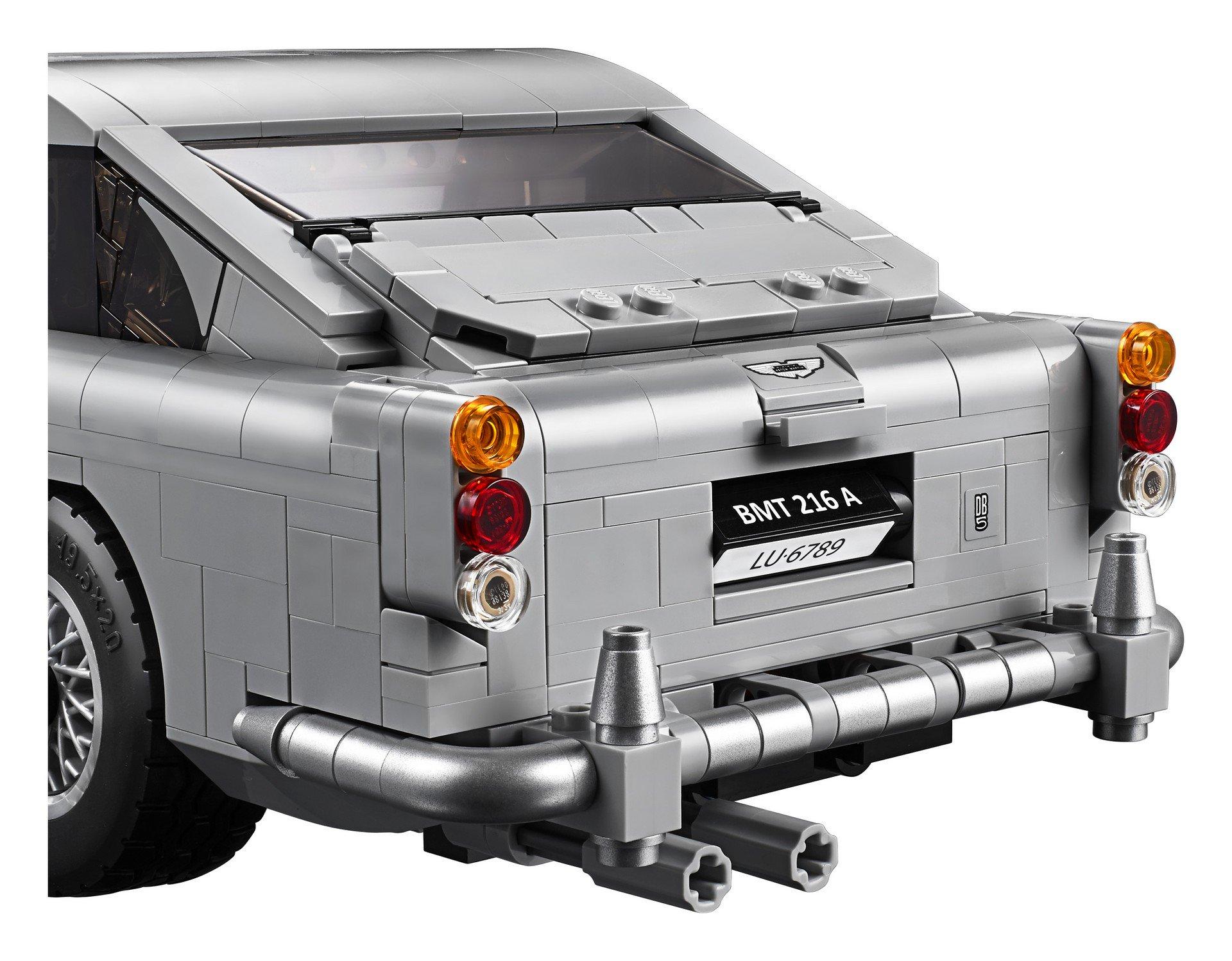 Lego Aston Martin DB5 (77)