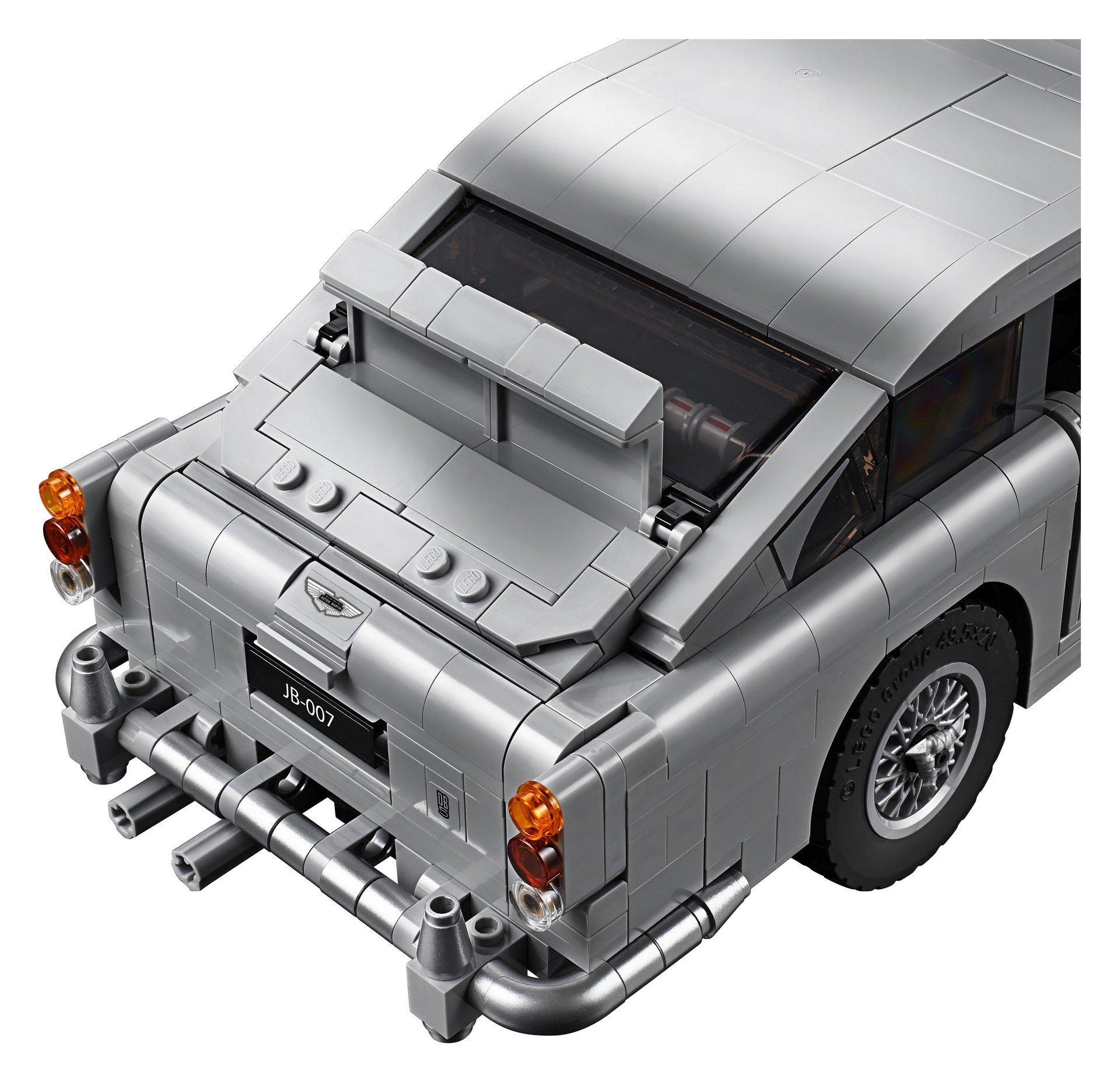 Lego Aston Martin DB5 (78)