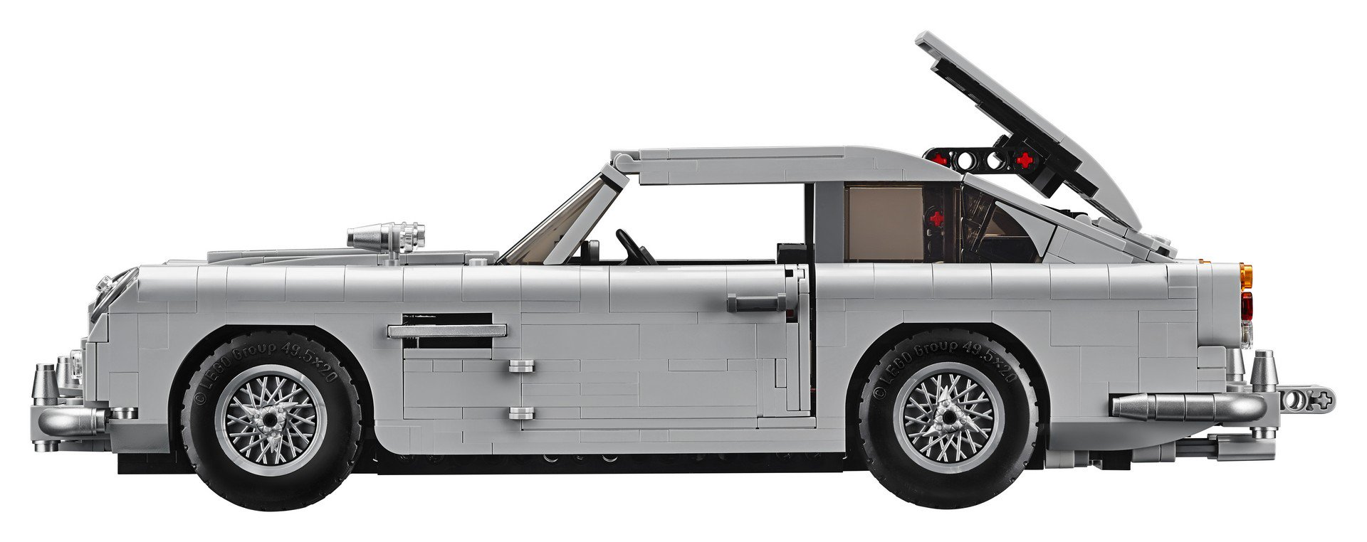 Lego Aston Martin DB5 (81)