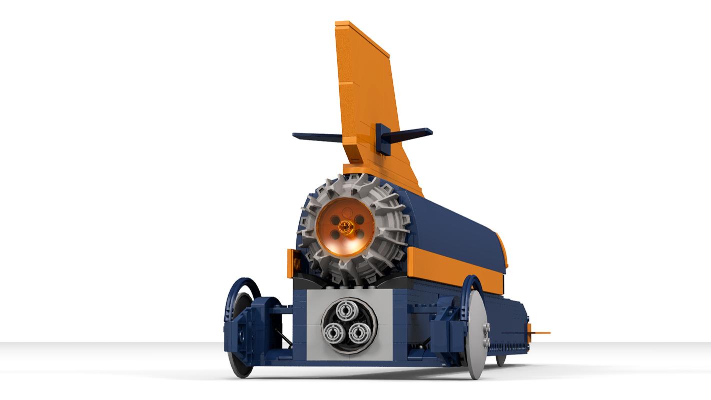 LegoBloodhound SSC (2)