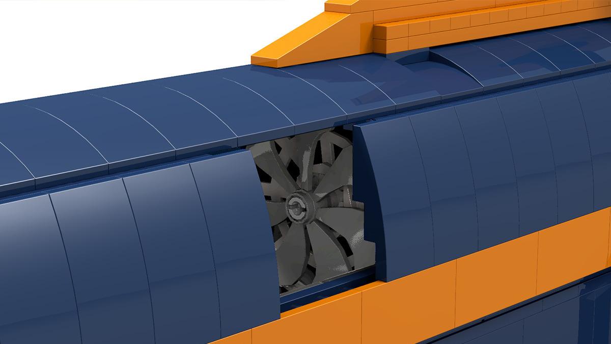 LegoBloodhound SSC (3)
