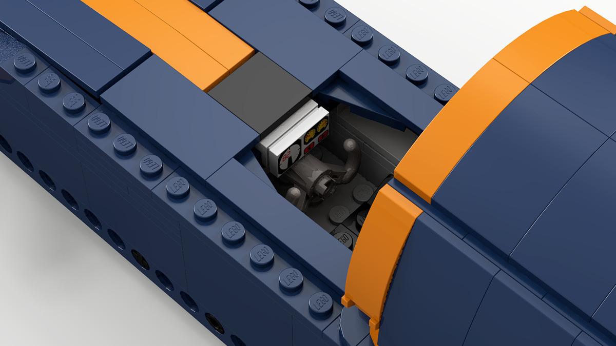 LegoBloodhound SSC (4)