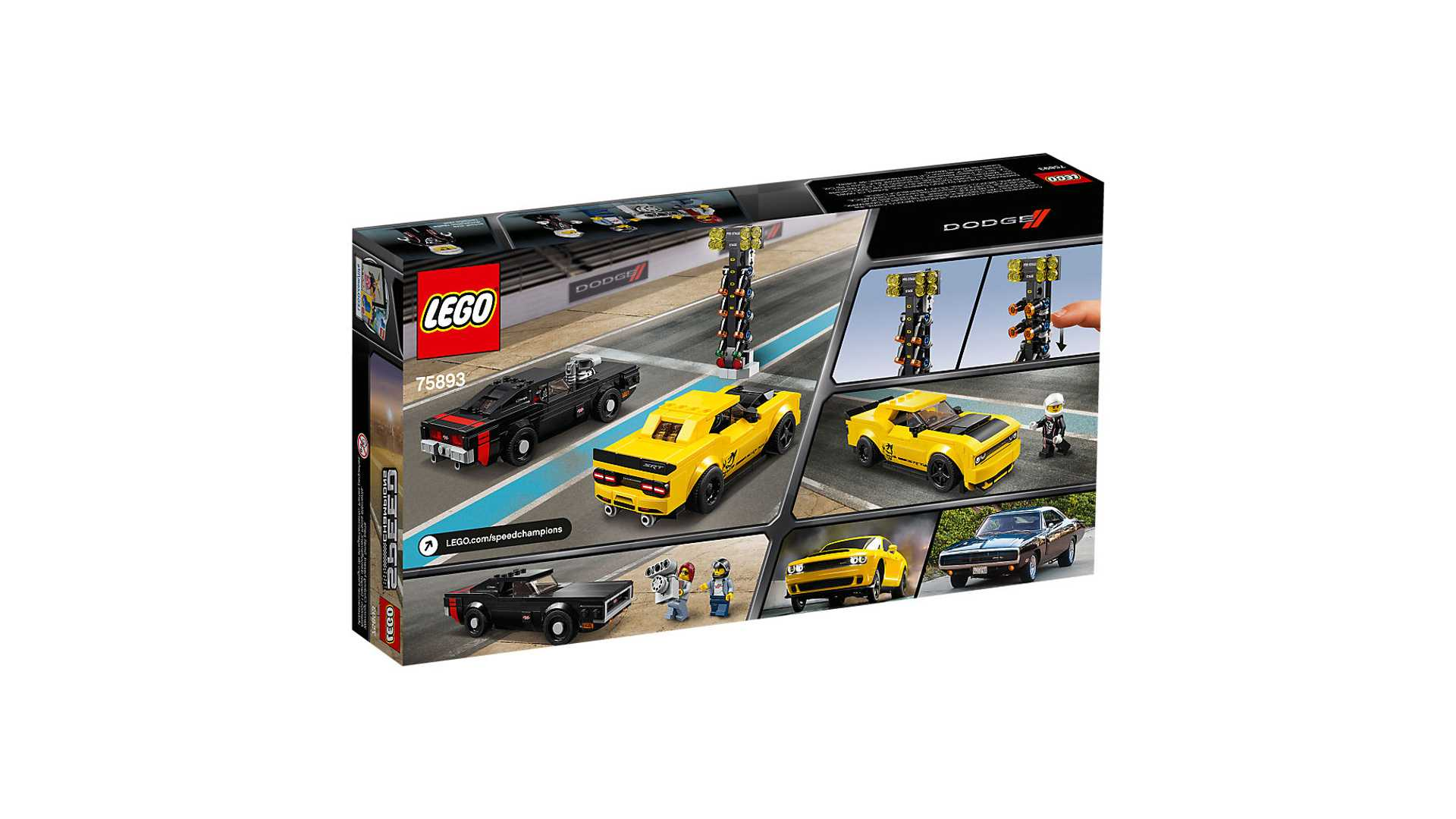 Lego Speed Champions sets 2019 (11)