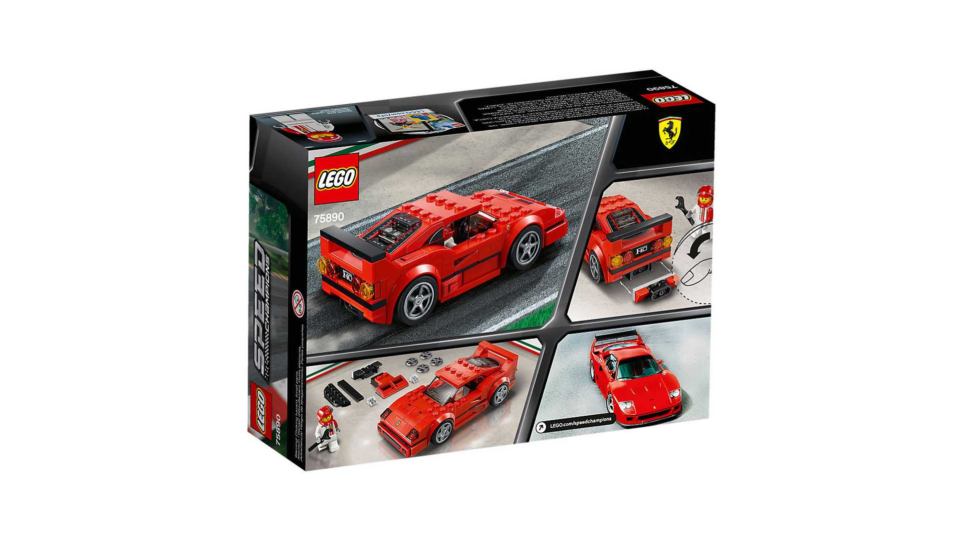 Lego Speed Champions sets 2019 (15)