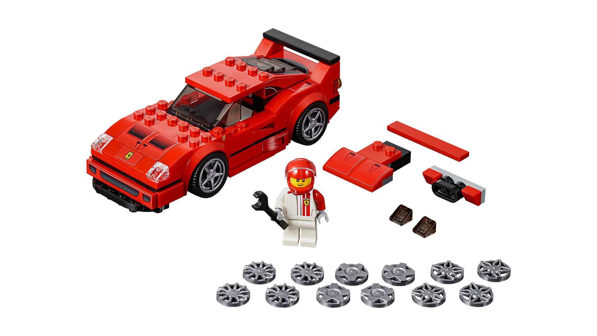 Lego Speed Champions sets 2019 (20)