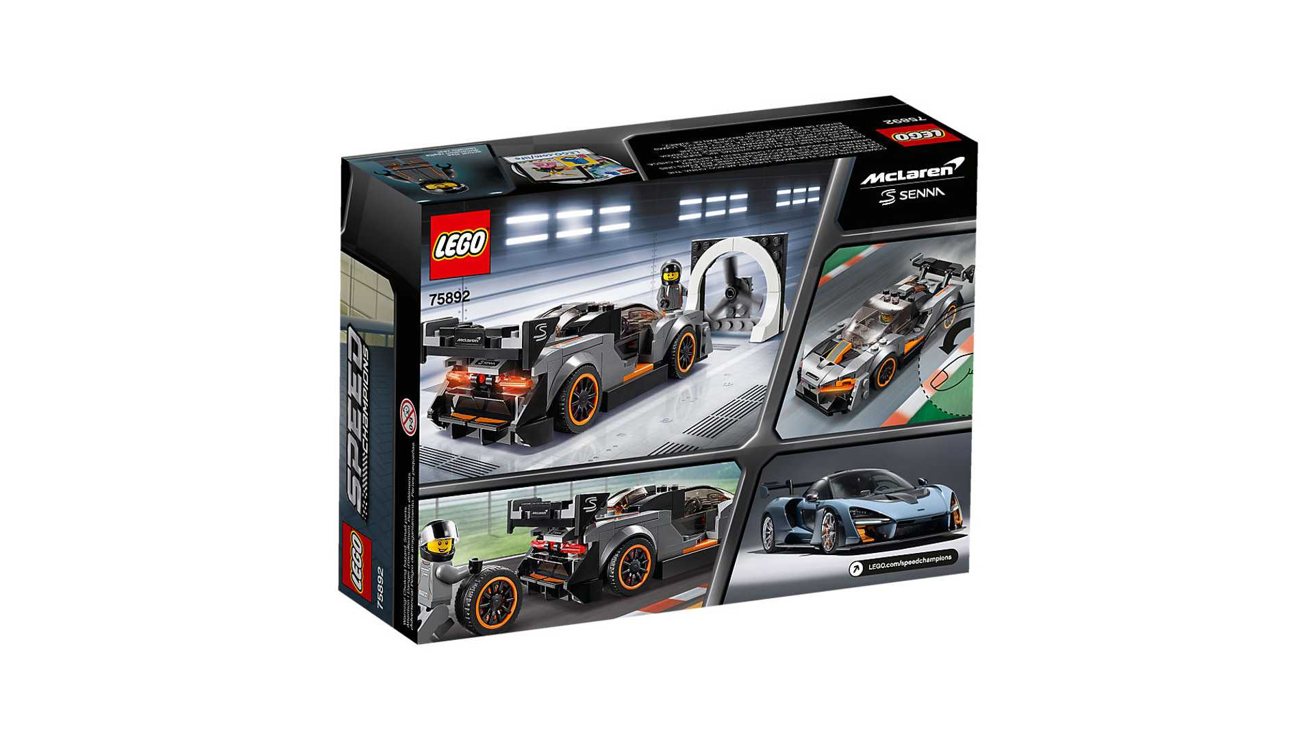 Lego Speed Champions sets 2019 (21)