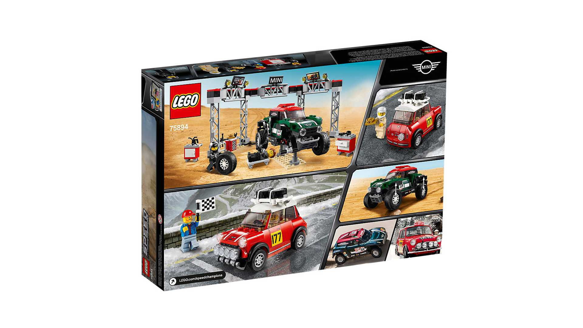 Lego Speed Champions sets 2019 (25)