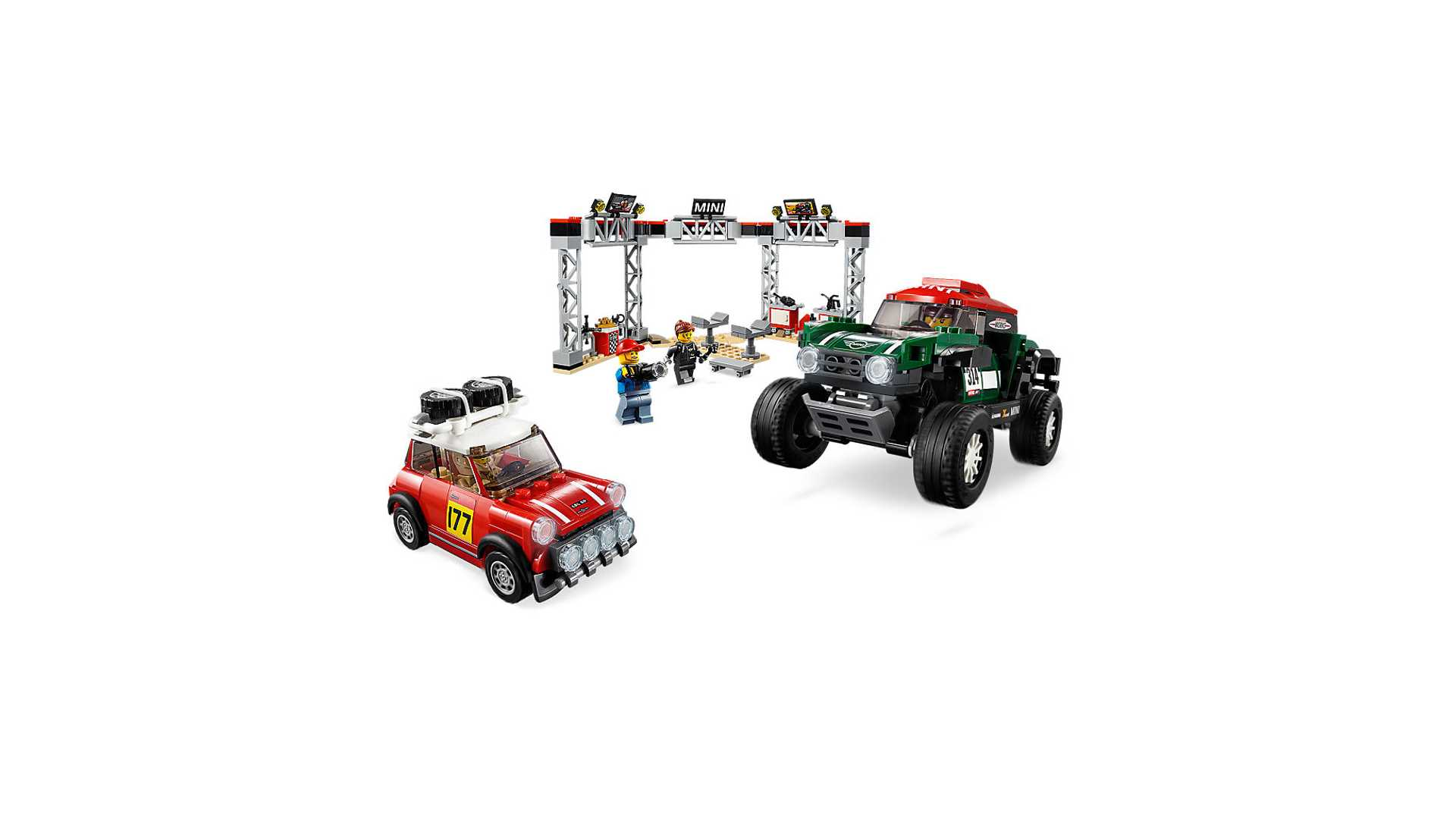 Lego Speed Champions sets 2019 (27)