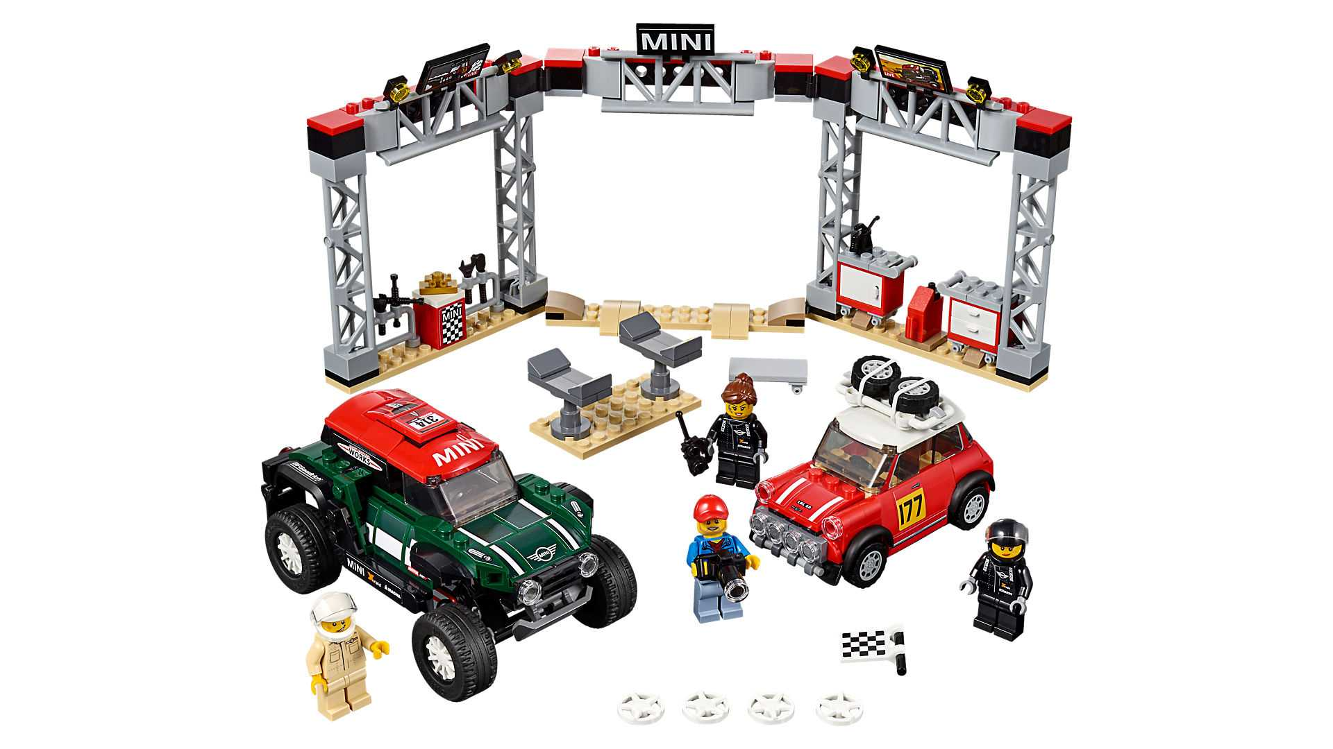 Lego Speed Champions sets 2019 (28)