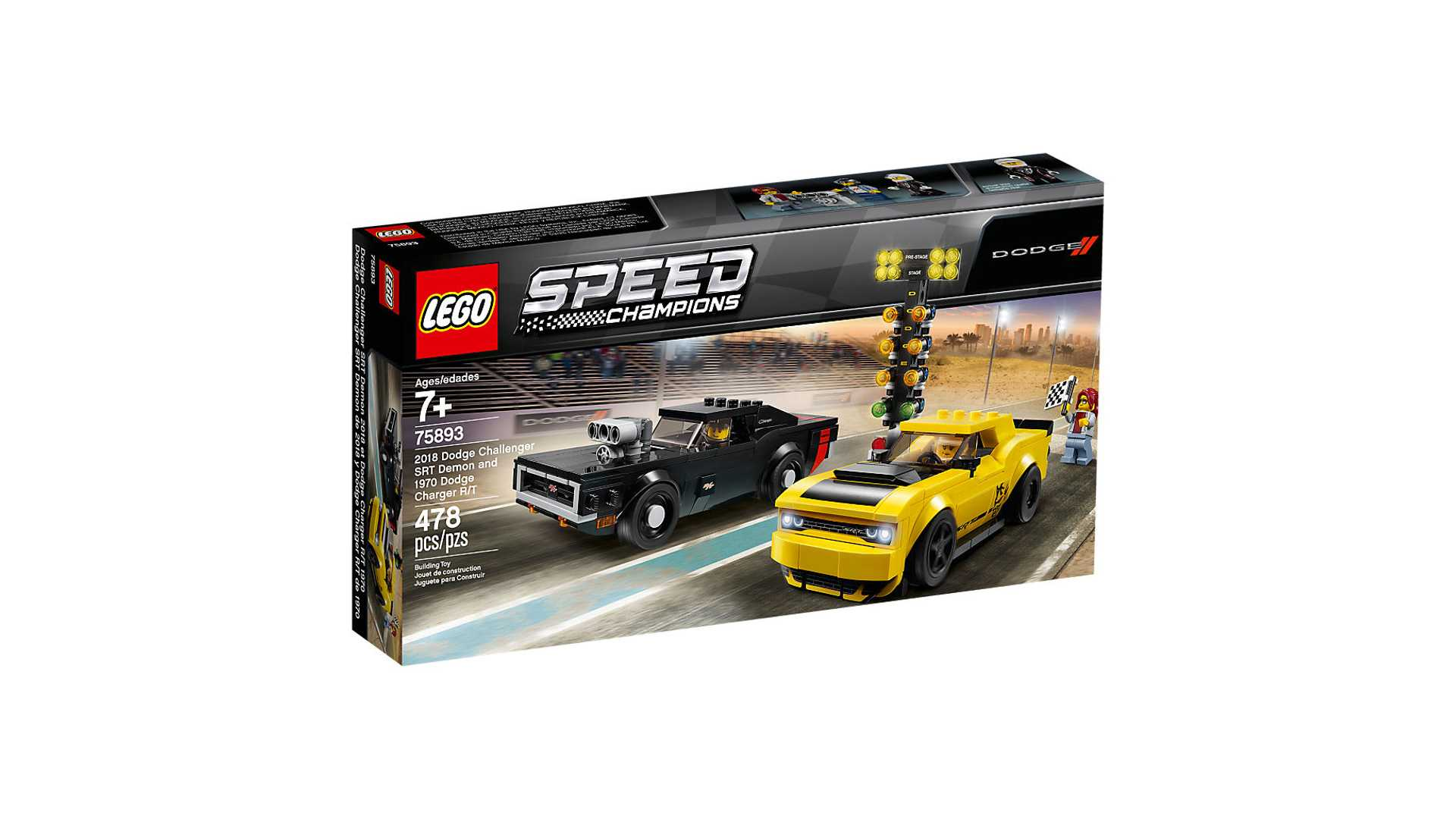 Lego Speed Champions sets 2019 (4)