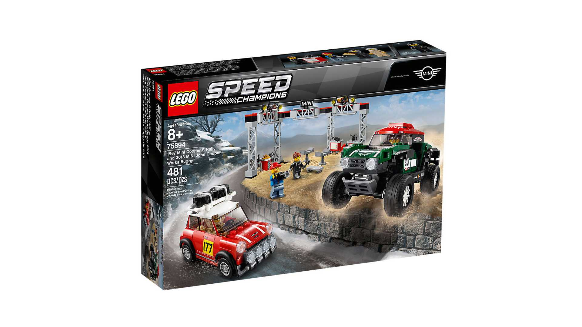 Lego Speed Champions sets 2019 (6)