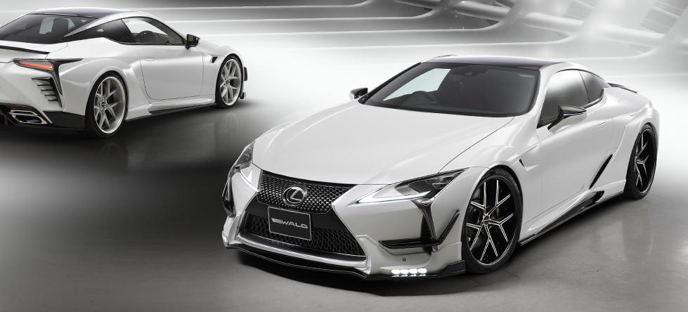 Lexus LC by Wald international (18)