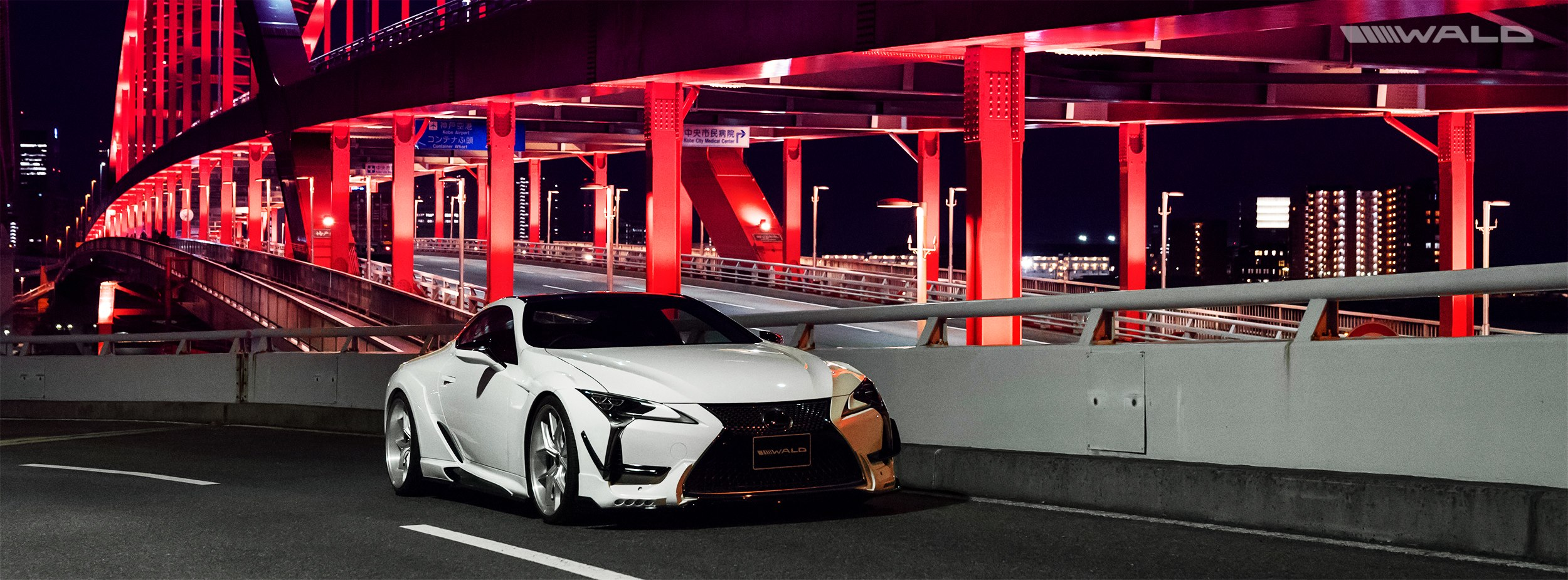 Lexus LC by Wald international (2)