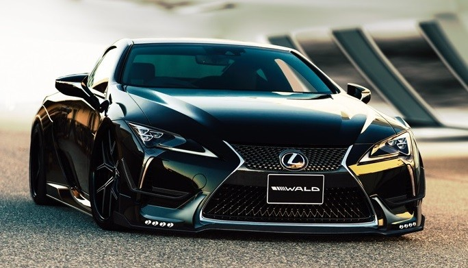 Lexus LC by Wald international (6)
